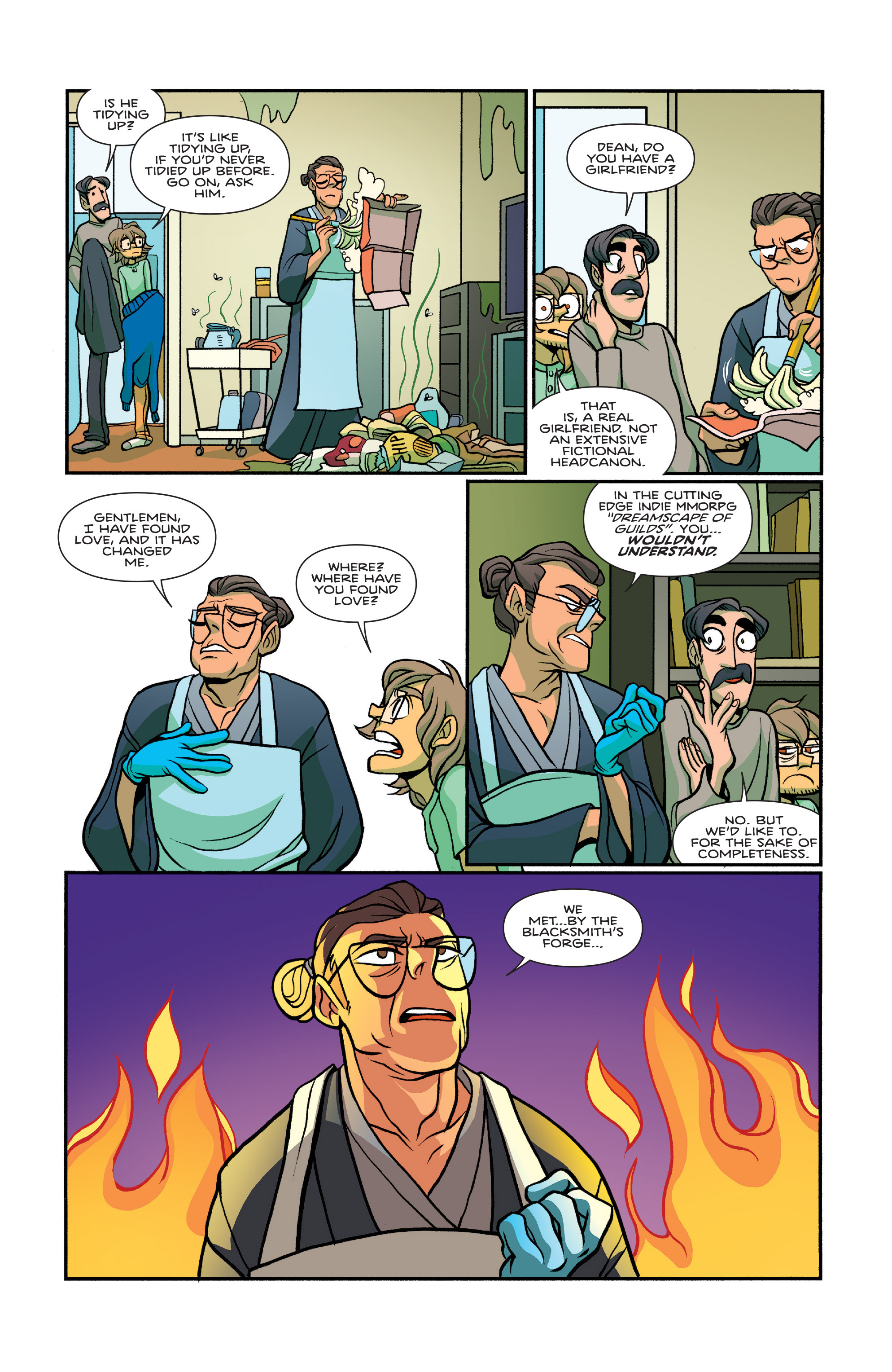 Read online Giant Days (2015) comic -  Issue #26 - 10