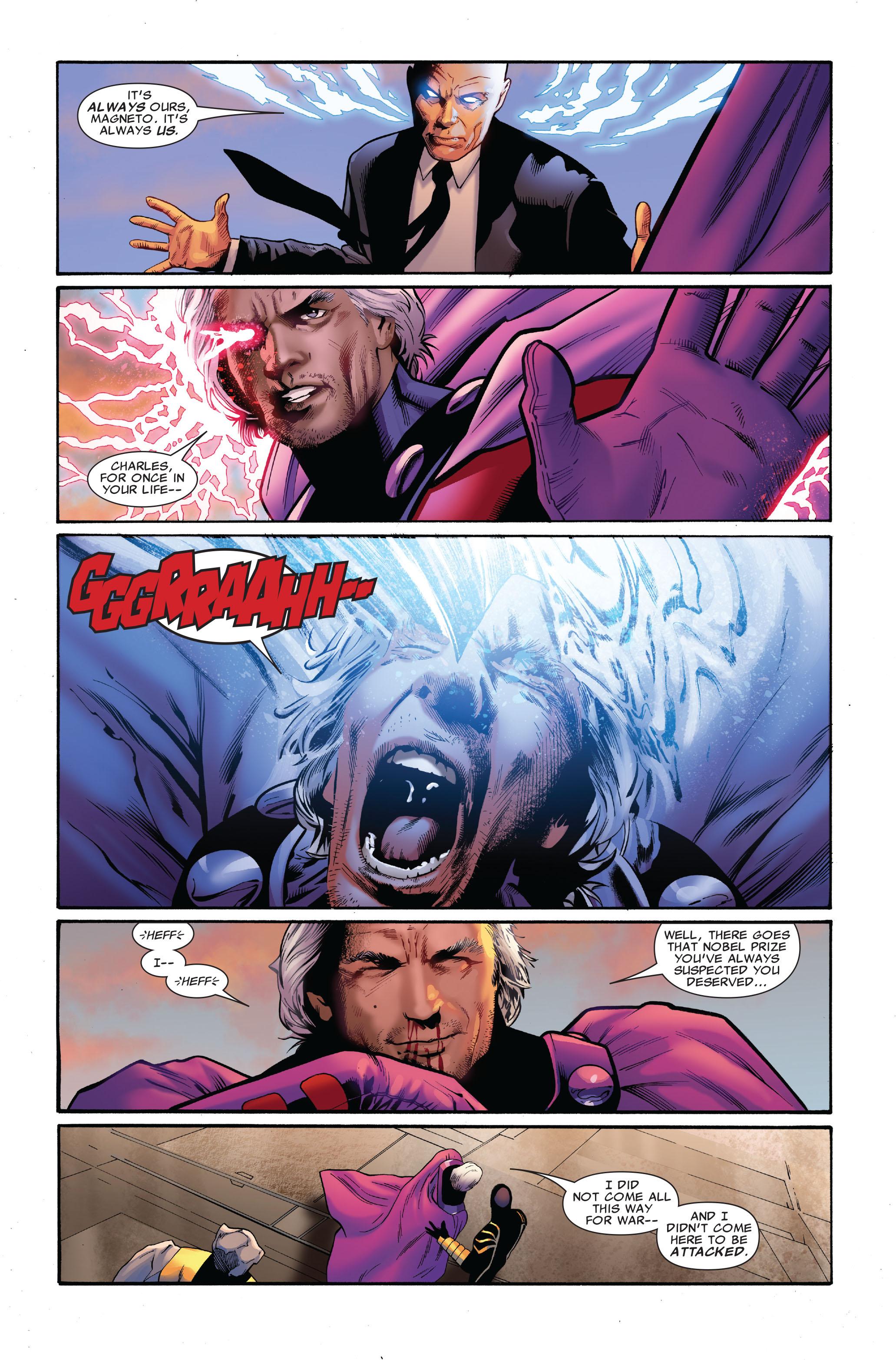 Read online Uncanny X-Men (1963) comic -  Issue #516 - 9