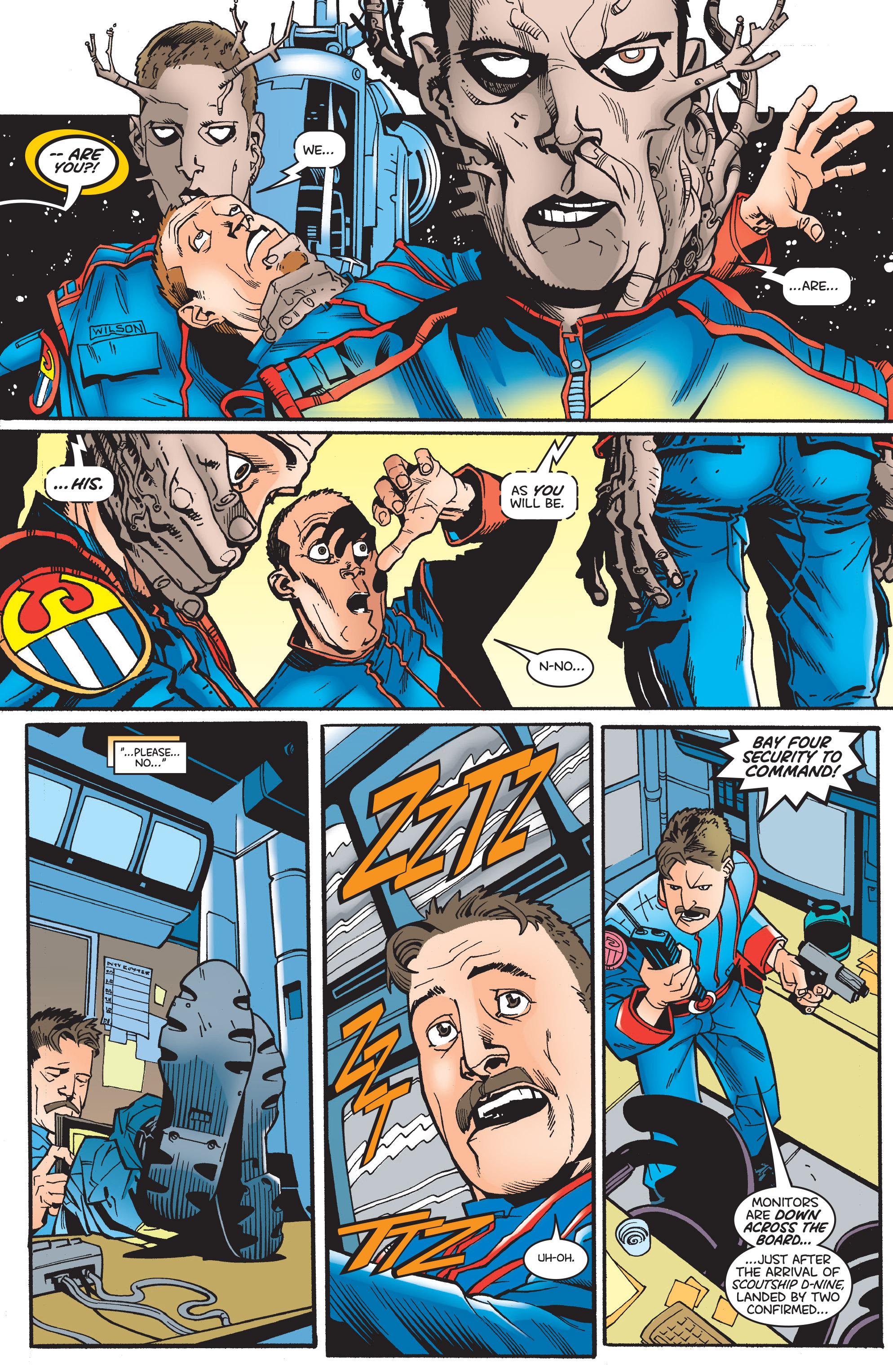 X-Men (1991) 91 Page 10