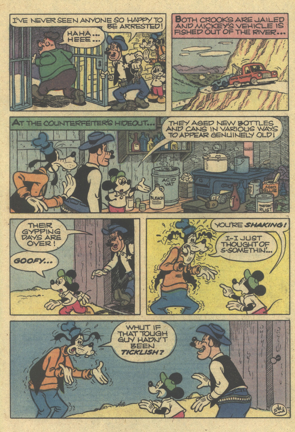 Walt Disney's Comics and Stories issue 450 - Page 33