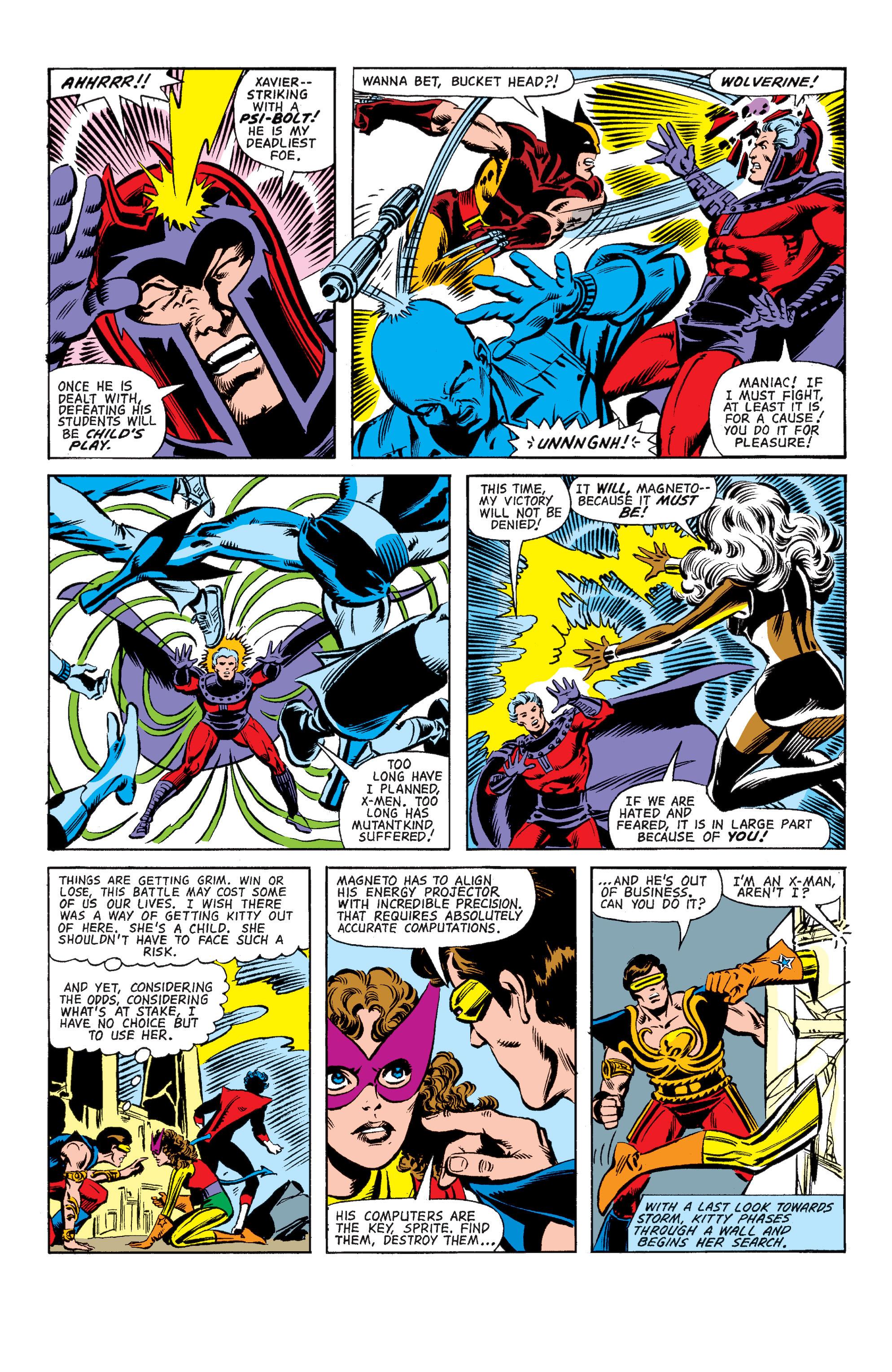 Read online Uncanny X-Men (1963) comic -  Issue #150 - 34