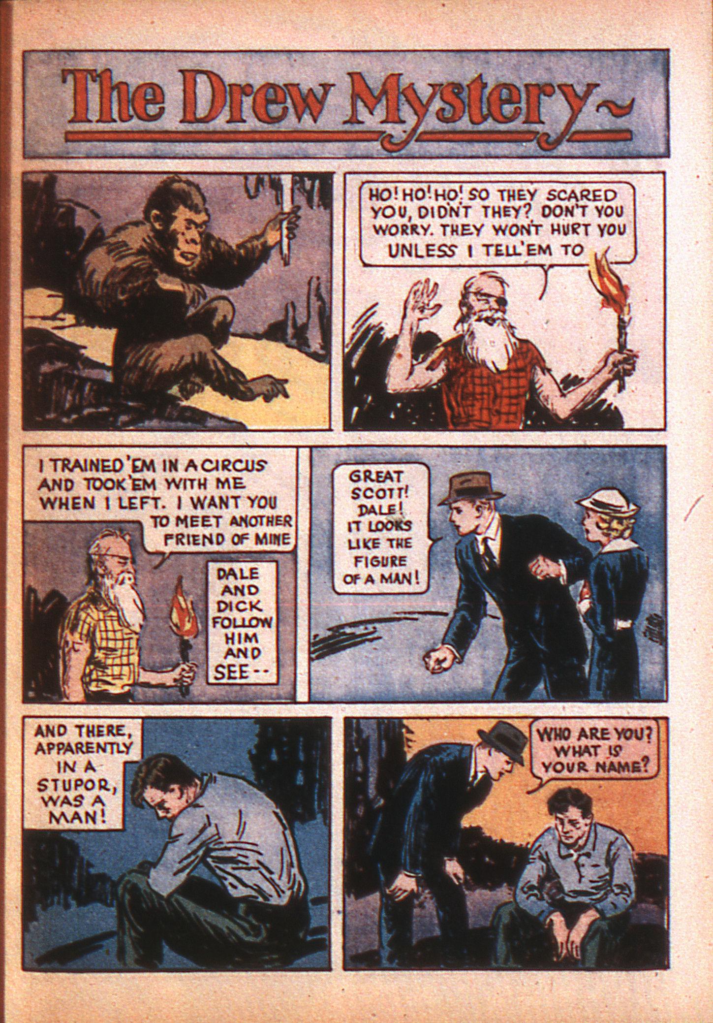 Read online Adventure Comics (1938) comic -  Issue #8 - 14