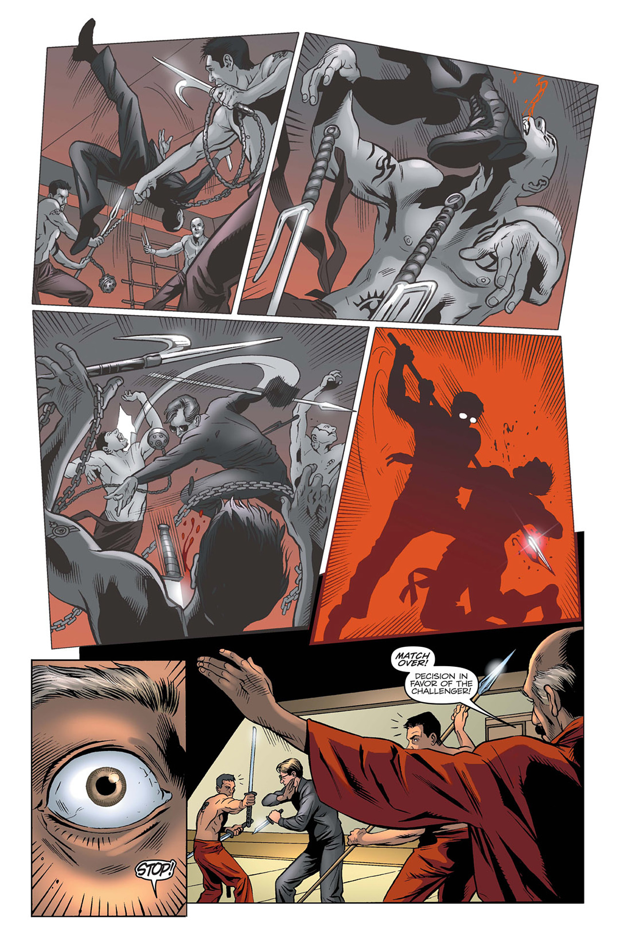 G.I. Joe: A Real American Hero 169 Page 22