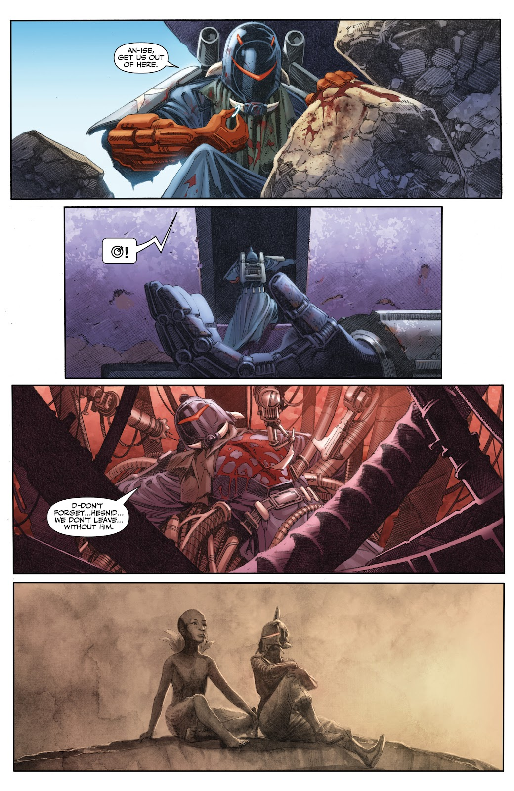 Read online X-O Manowar (2017) comic -  Issue #25 - 18