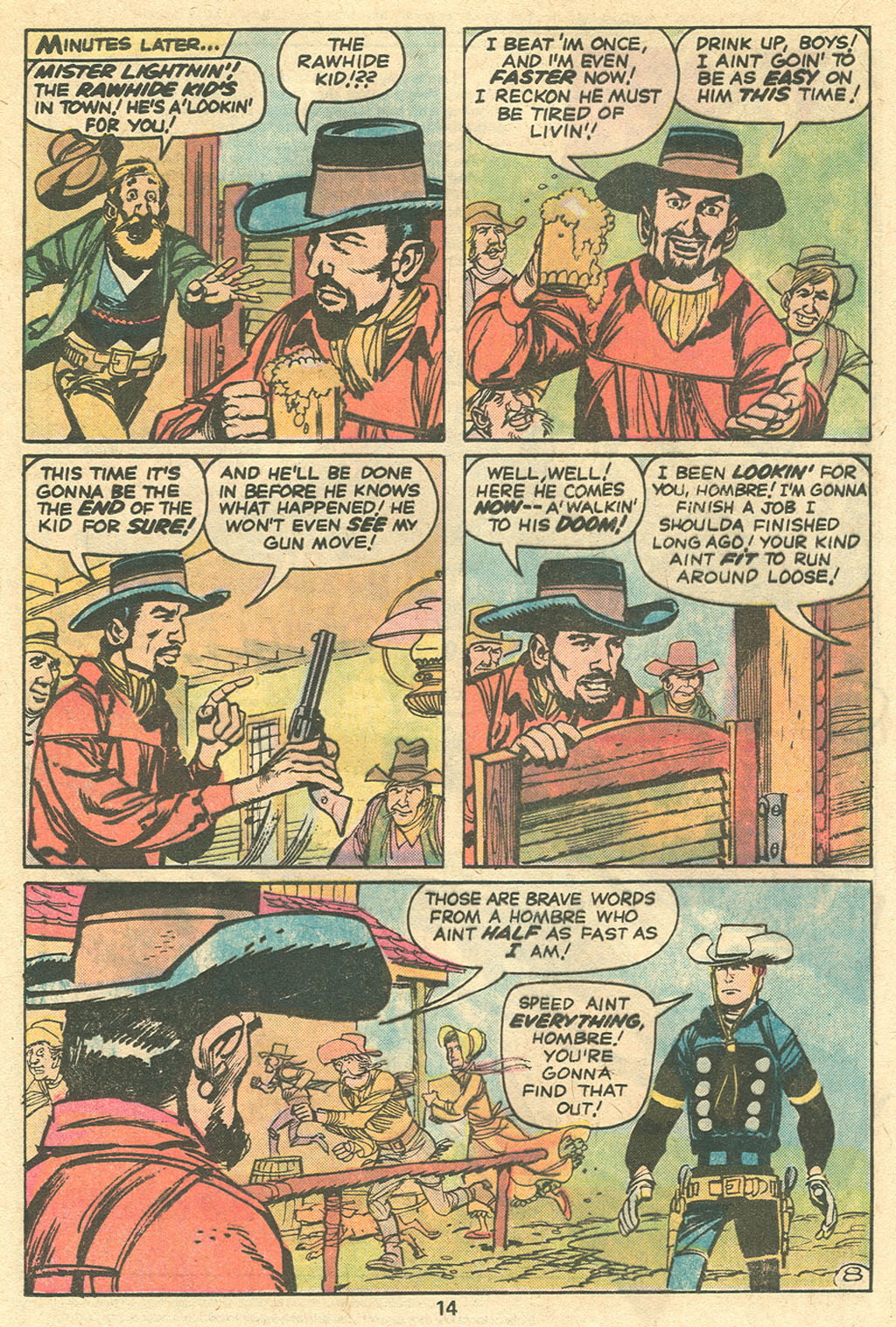 The Rawhide Kid (1955) issue 141 - Page 16
