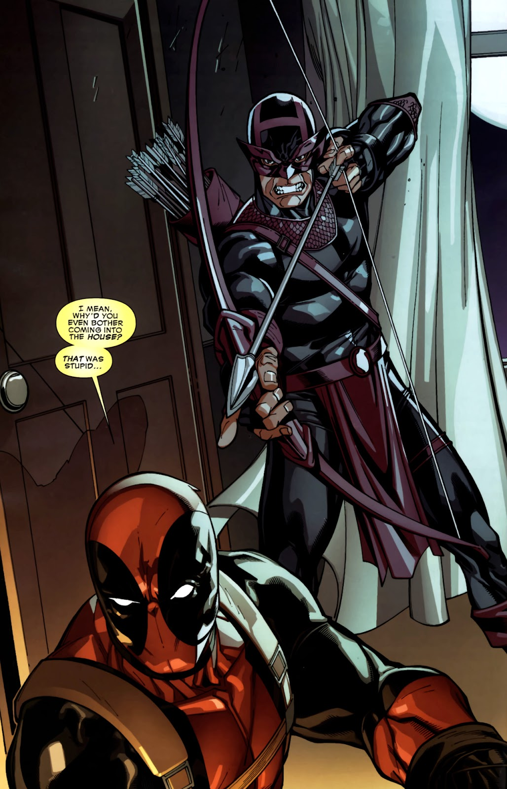 Read online Deadpool (2008) comic -  Issue #10 - 18