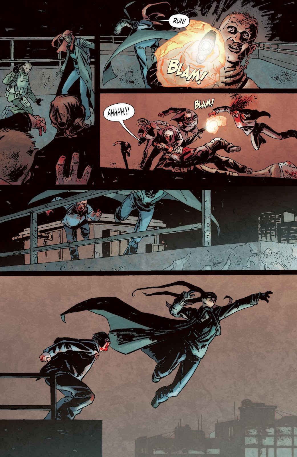 28 Days Later issue 23 - Page 15
