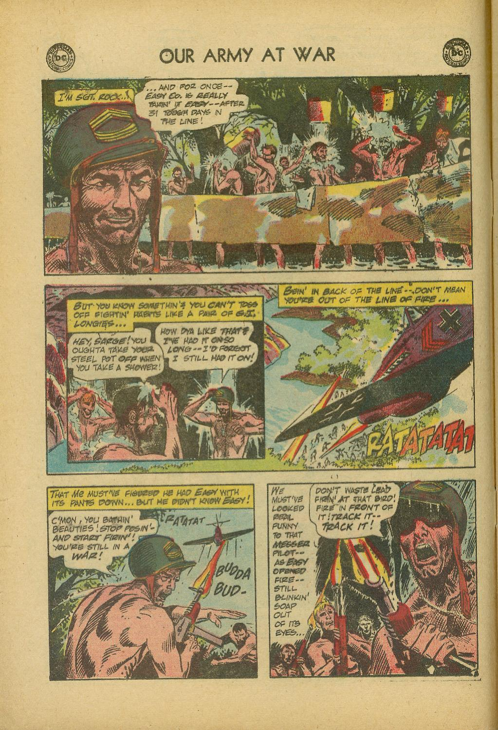 Our Army at War (1952) issue 100 - Page 4