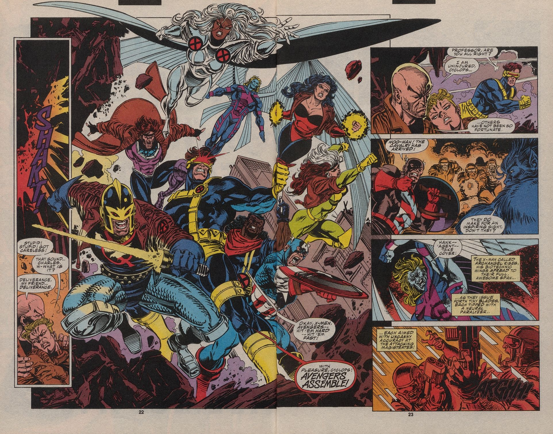 The Avengers (1963) 369 Page 16