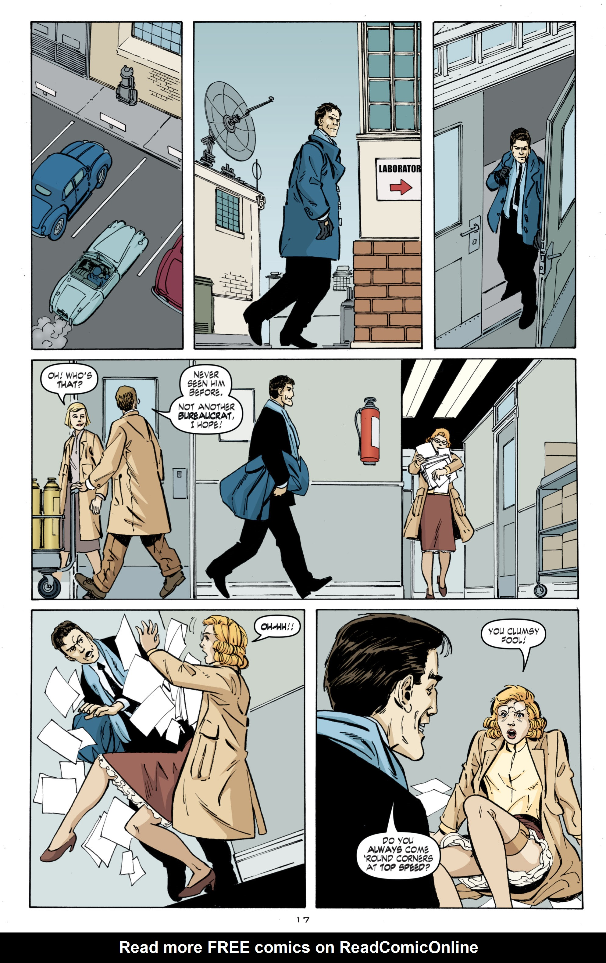 Read online Cold War comic -  Issue # TPB - 25