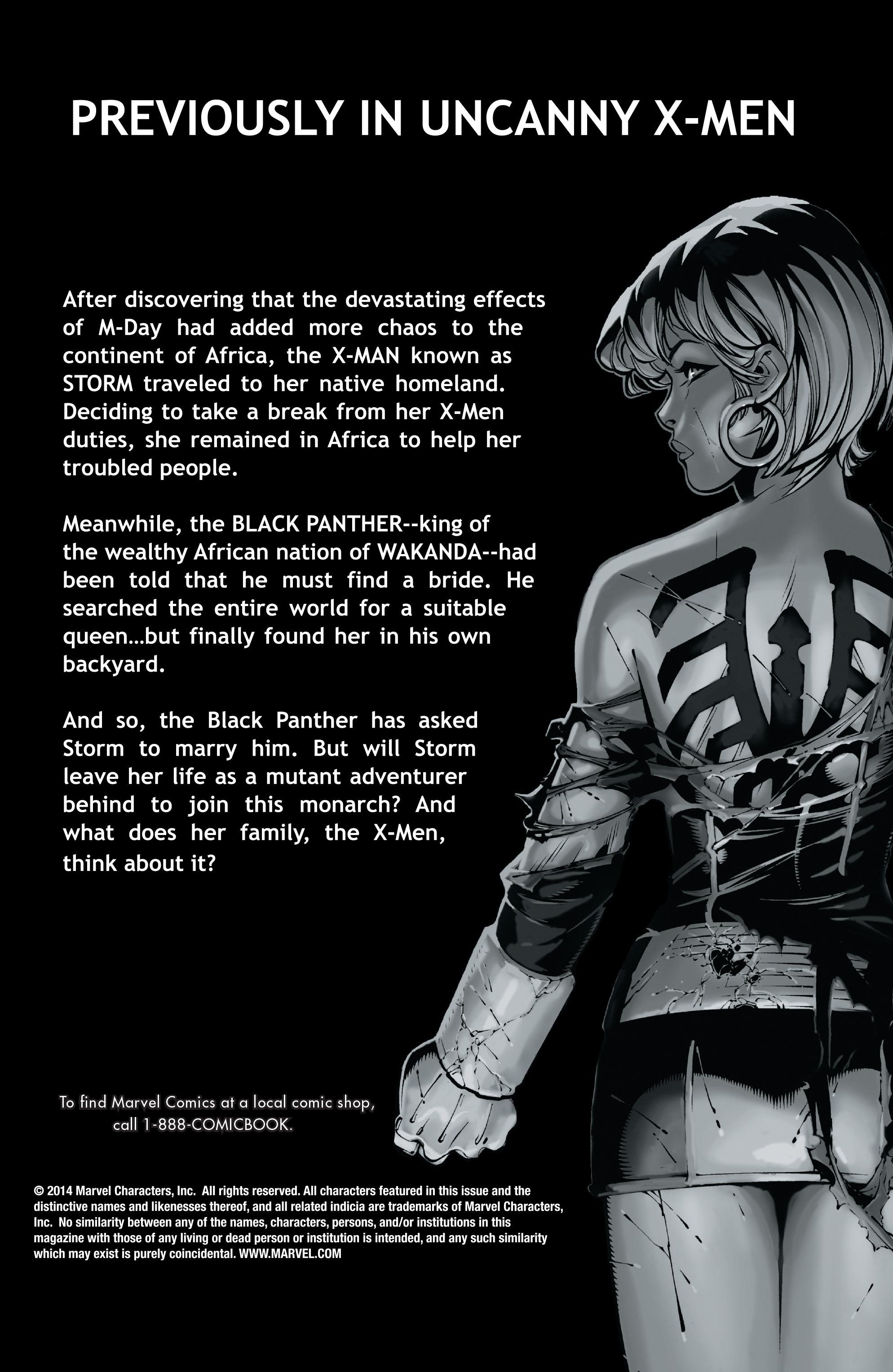 Read online Uncanny X-Men (1963) comic -  Issue # _Annual 1 (2006) - 2