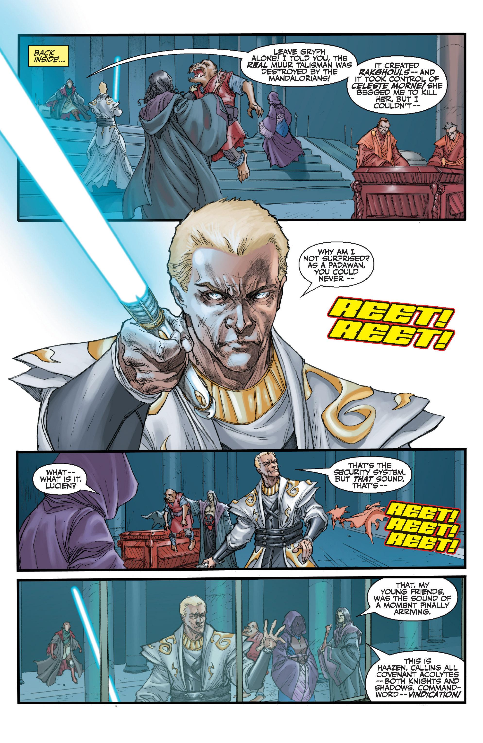 Read online Star Wars Omnibus comic -  Issue # Vol. 32 - 318