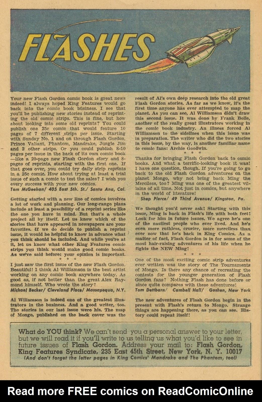 Flash Gordon (1966) issue 2 - Page 24