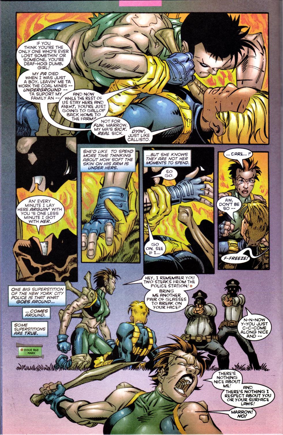 X-Men (1991) 79 Page 14