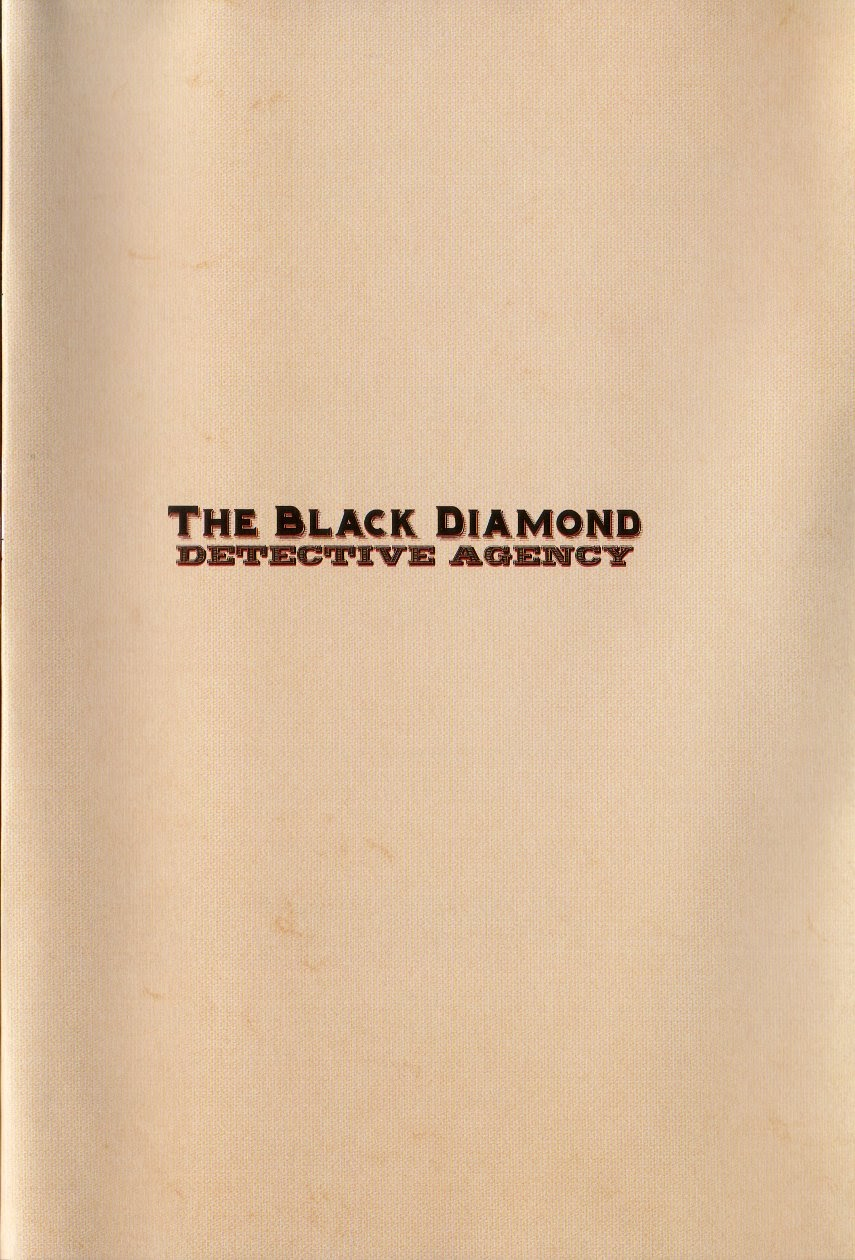 Read online The Black Diamond Detective Agency comic -  Issue # TPB - 2