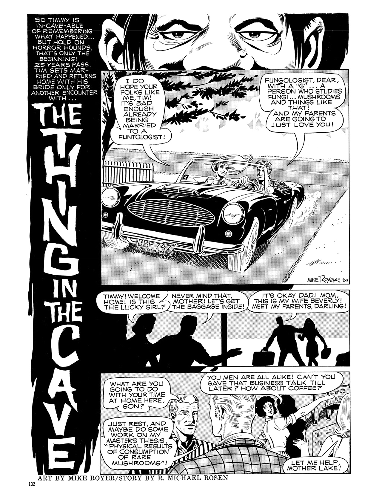 Read online Eerie Archives comic -  Issue # TPB 5 - 133