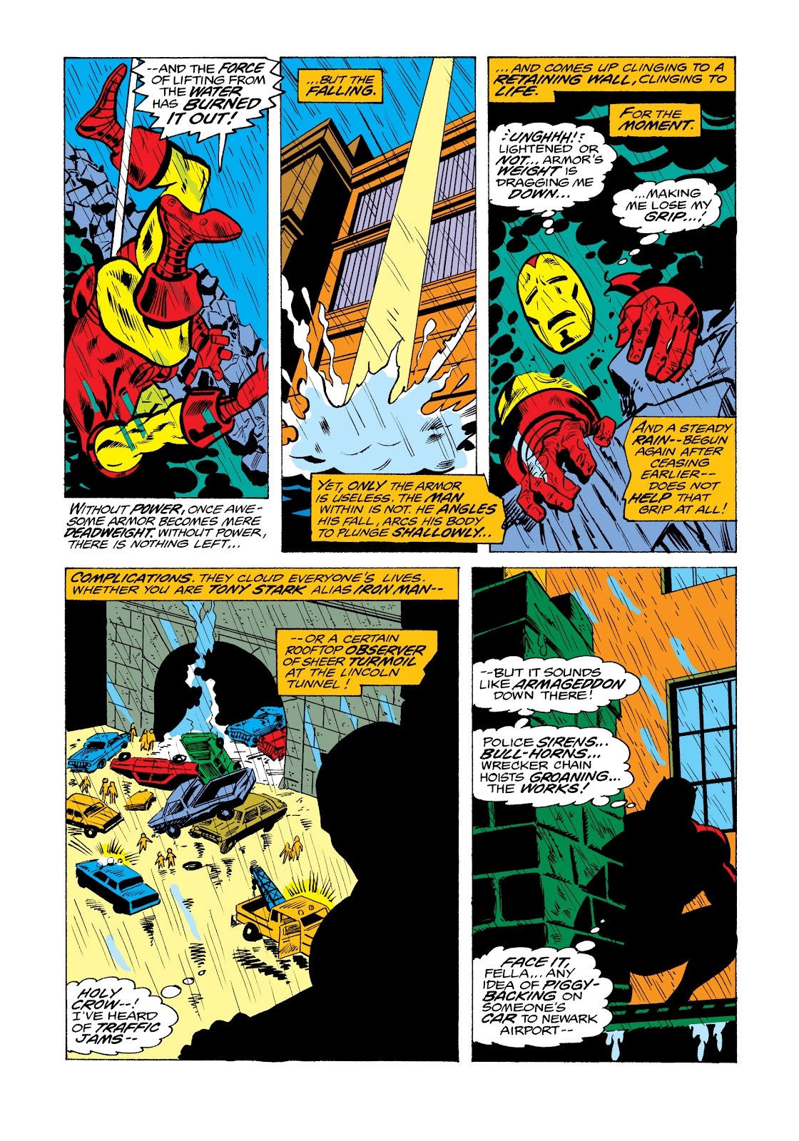 Read online Marvel Masterworks: The Invincible Iron Man comic -  Issue # TPB 11 (Part 2) - 78