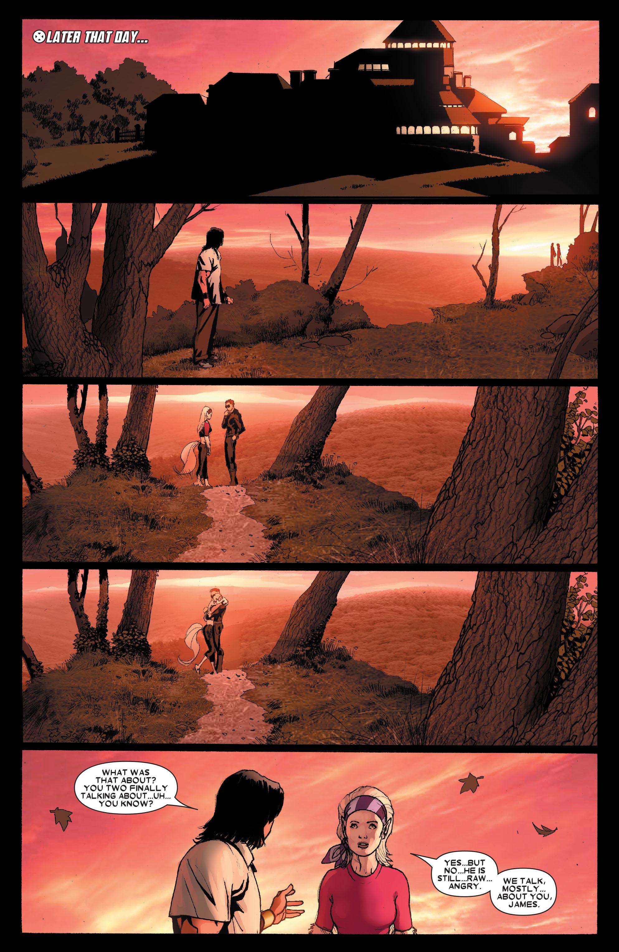 Read online Uncanny X-Men (1963) comic -  Issue #491 - 20