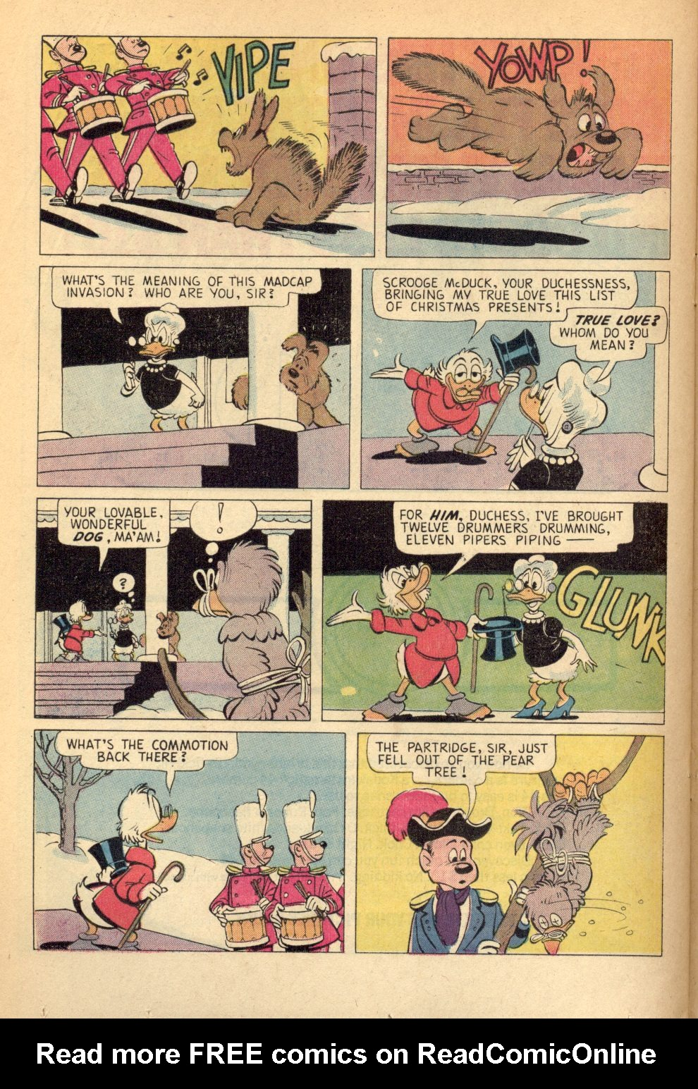 Read online Uncle Scrooge (1953) comic -  Issue #96 - 24
