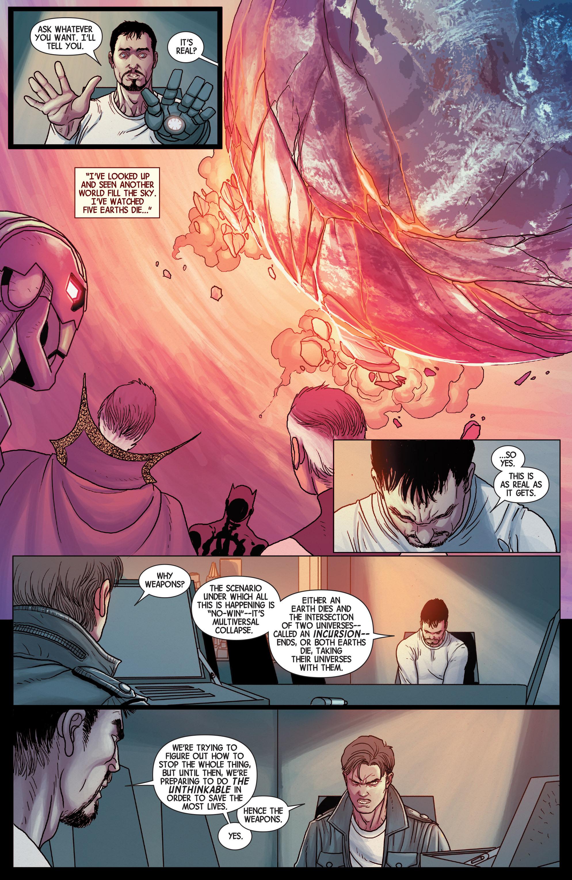 Read online Avengers (2013) comic -  Issue #Avengers (2013) _TPB 5 - 150