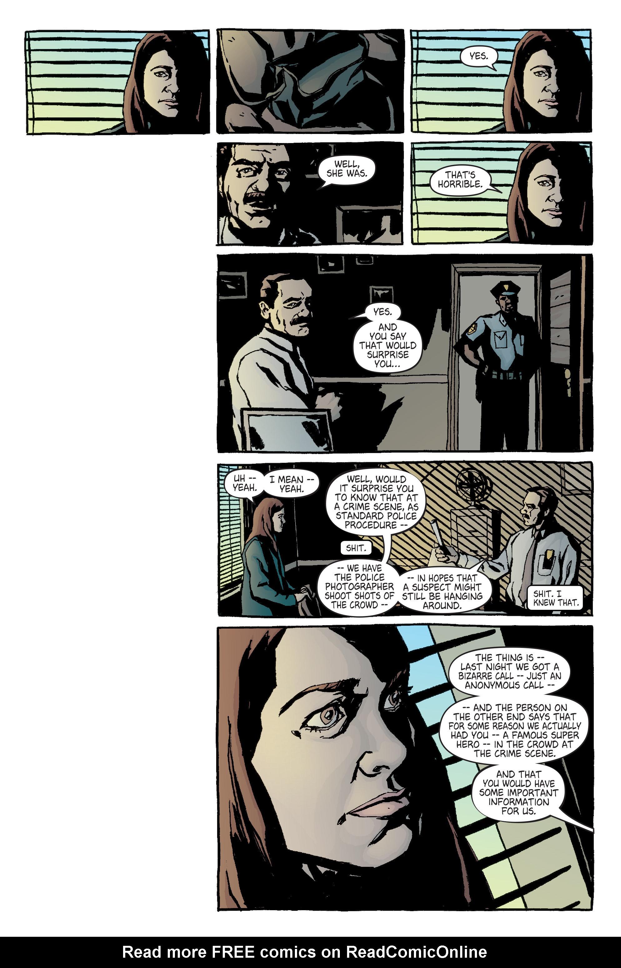 Read online Alias comic -  Issue #2 - 21