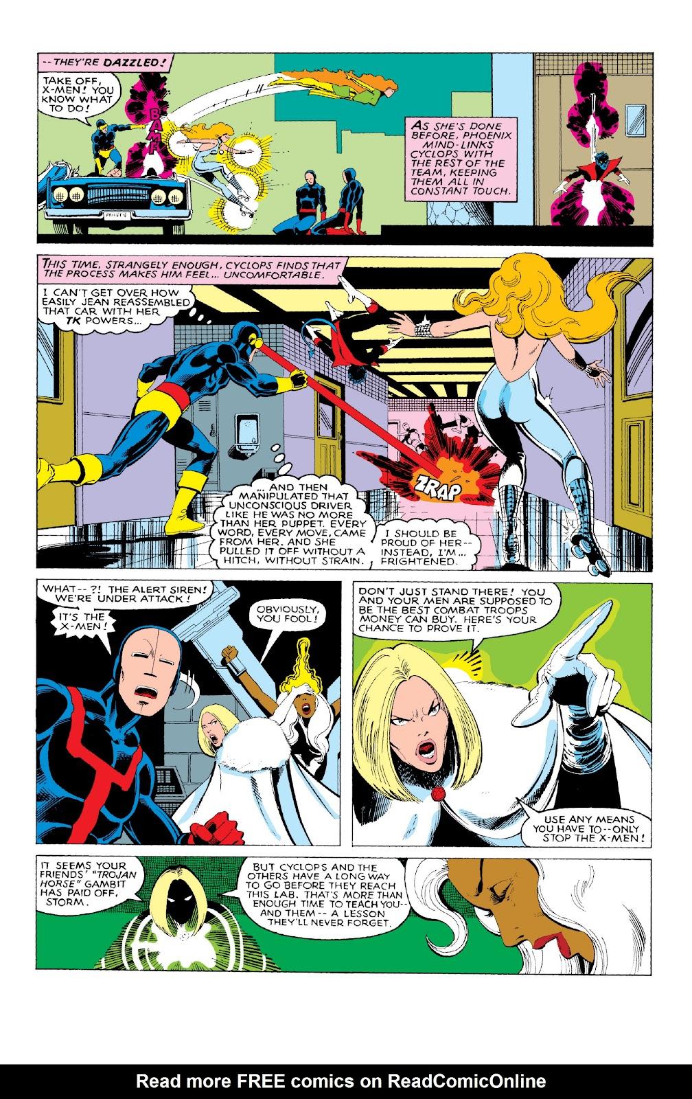 Read online X-Men Milestones: Dark Phoenix Saga comic -  Issue # TPB (Part 1) - 51