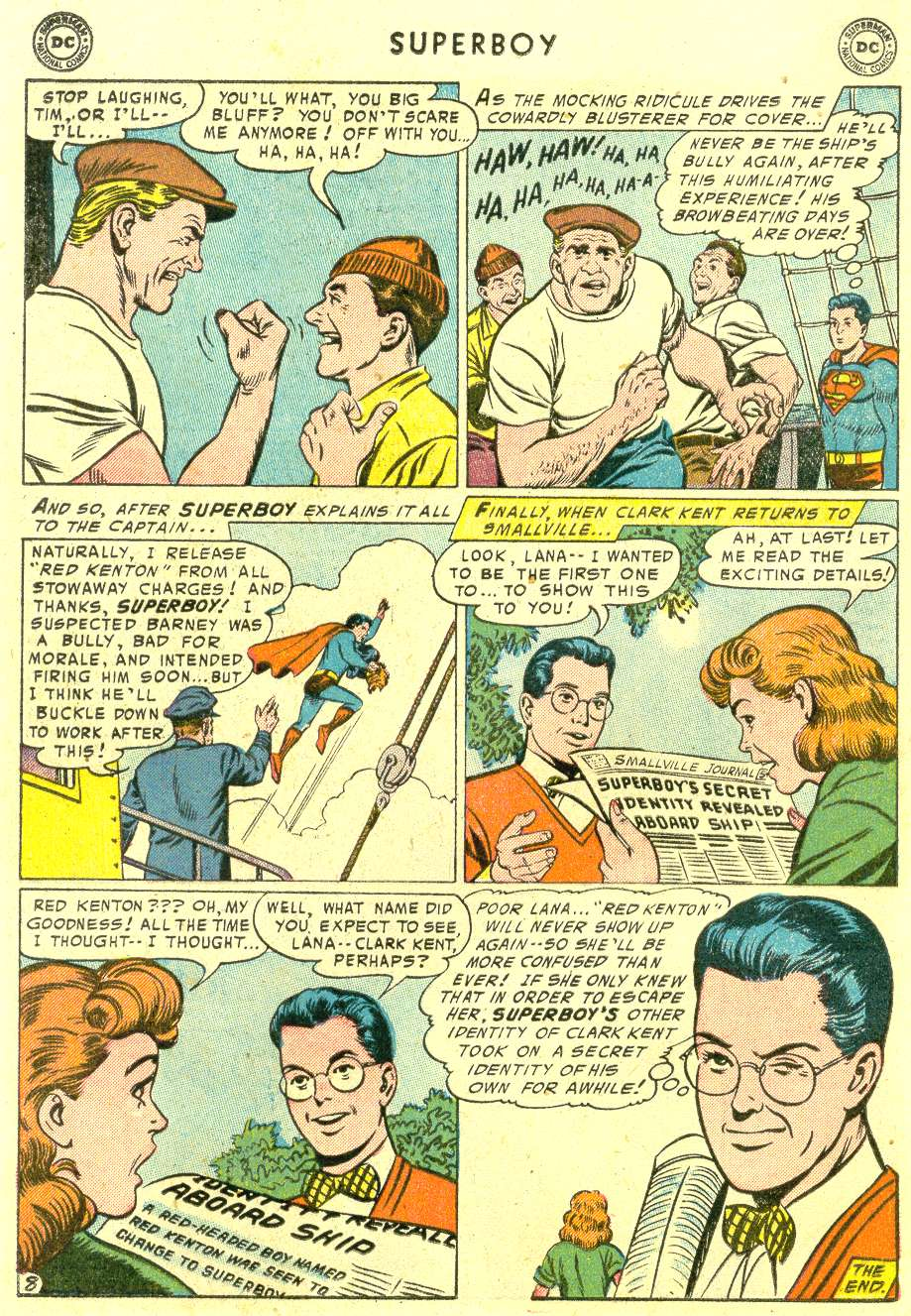 Superboy (1949) issue 42 - Page 18