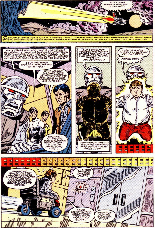 Read online Alpha Flight (1983) comic -  Issue #34 - 4