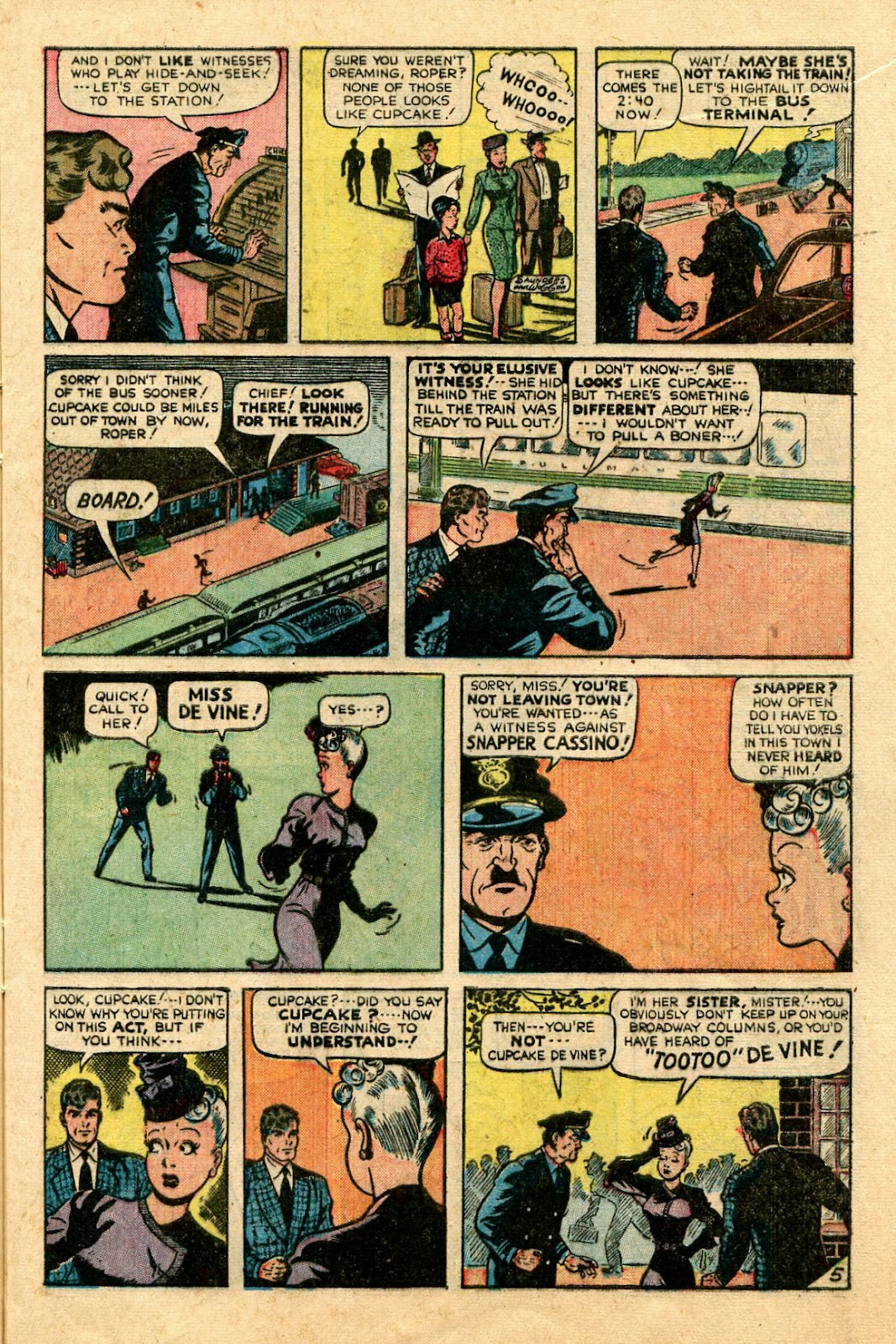 Read online Famous Funnies comic -  Issue #183 - 12