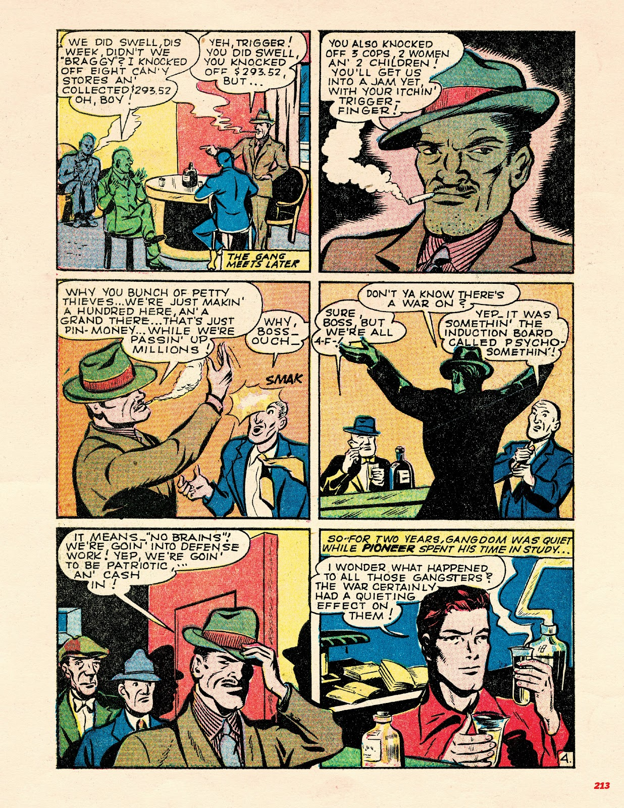 Read online Super Weird Heroes comic -  Issue # TPB 2 (Part 3) - 13