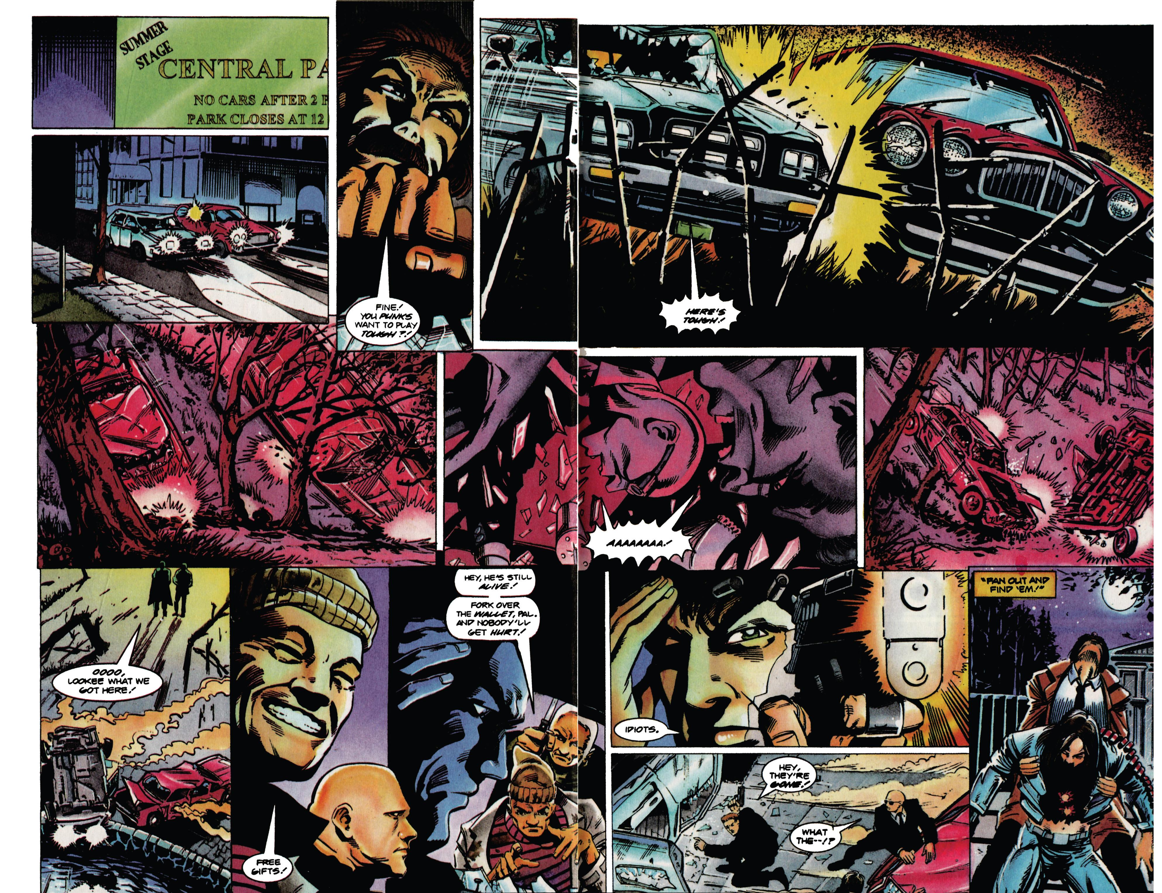 Read online Eternal Warrior (1992) comic -  Issue #30 - 18