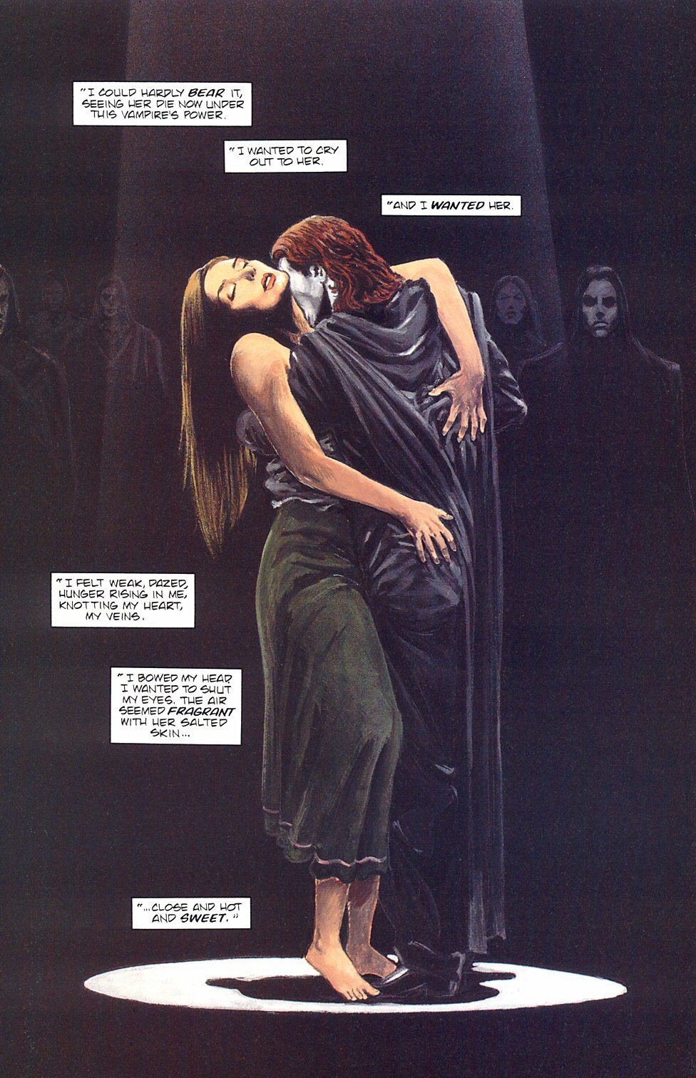 Read online Anne Rice's Interview with the Vampire comic -  Issue #8 - 17