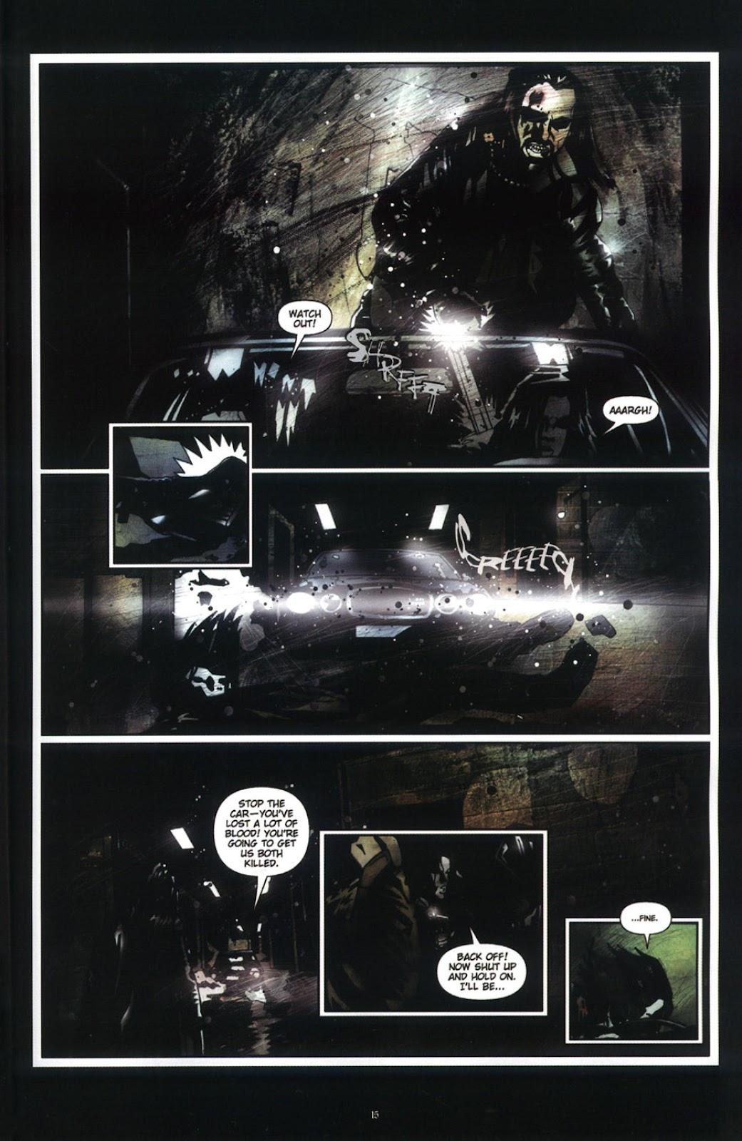 Read online Underworld (2003) comic -  Issue # Full - 17