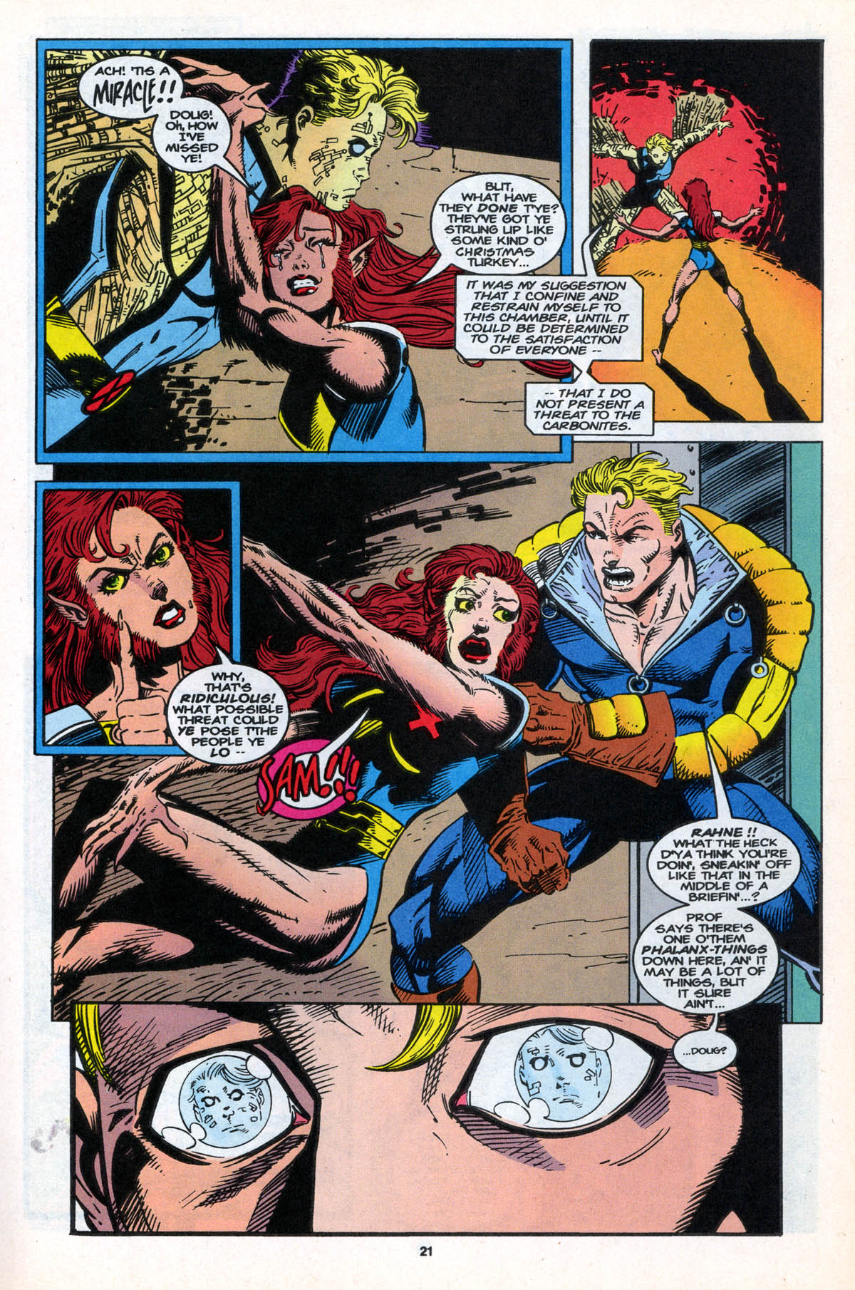 Read online X-Factor (1986) comic -  Issue #106 - 23