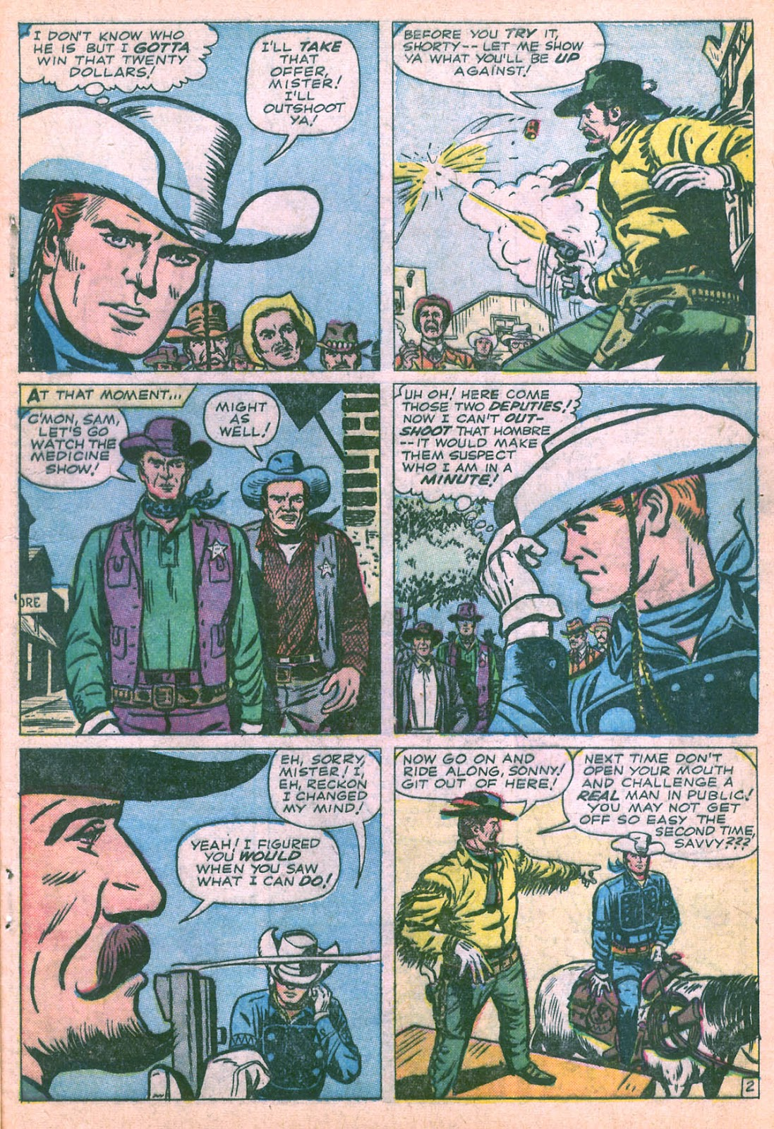 The Rawhide Kid (1955) issue 36 - Page 29