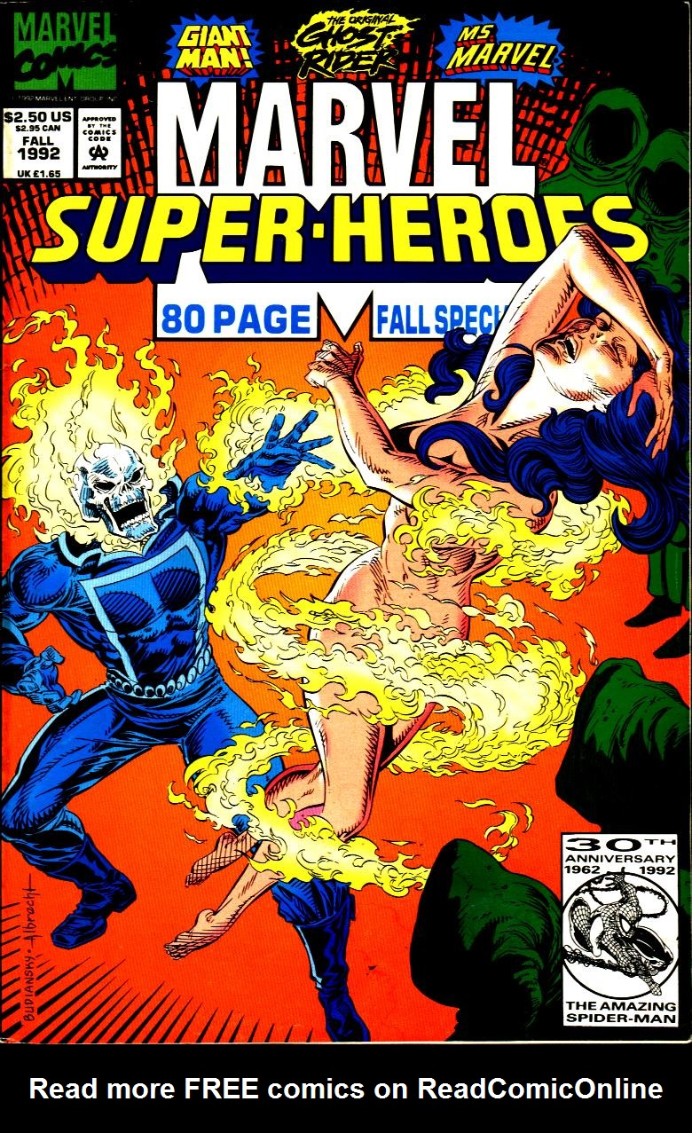 Marvel Super-Heroes (1990) 11 Page 1