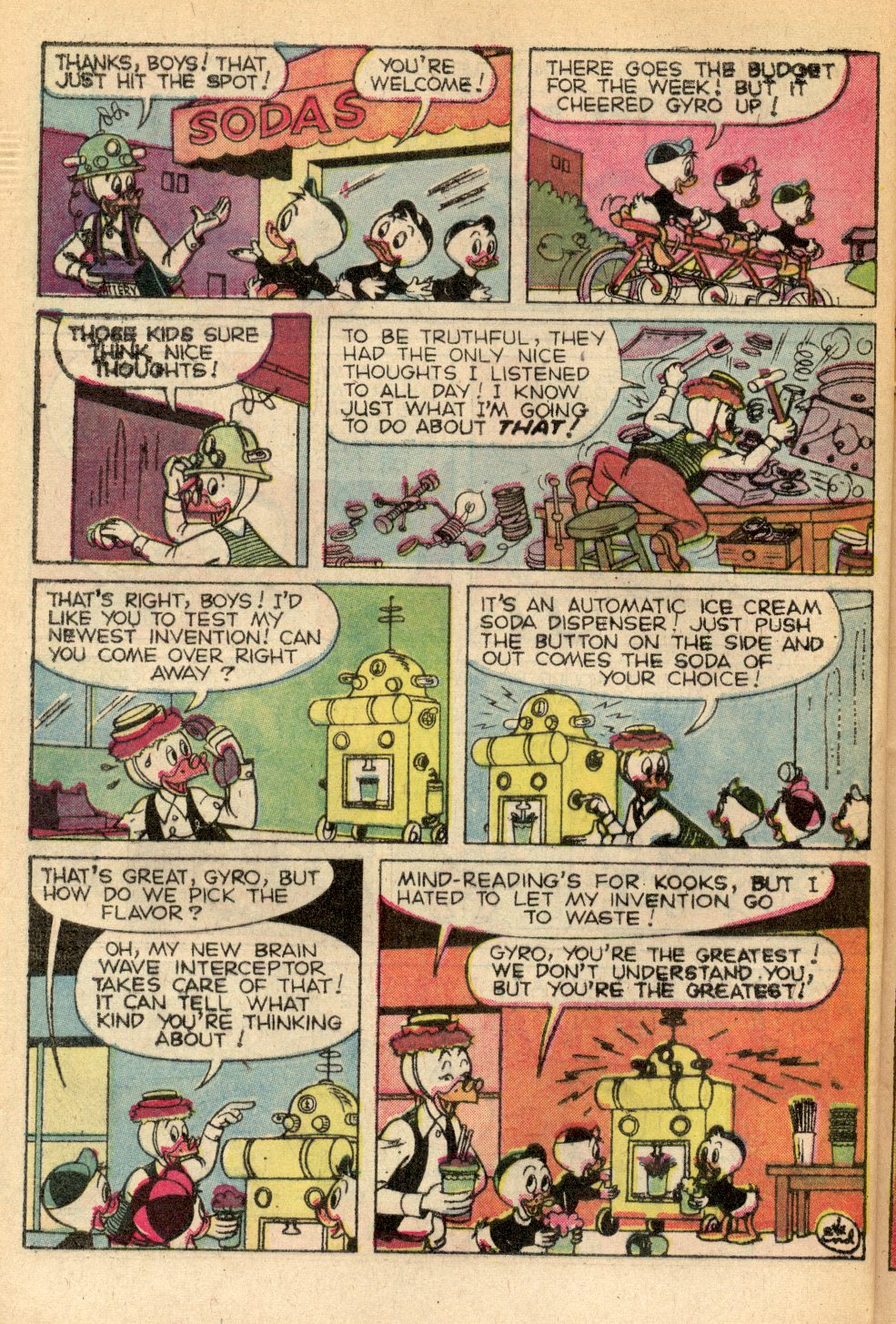 Read online Uncle Scrooge (1953) comic -  Issue #90 - 28