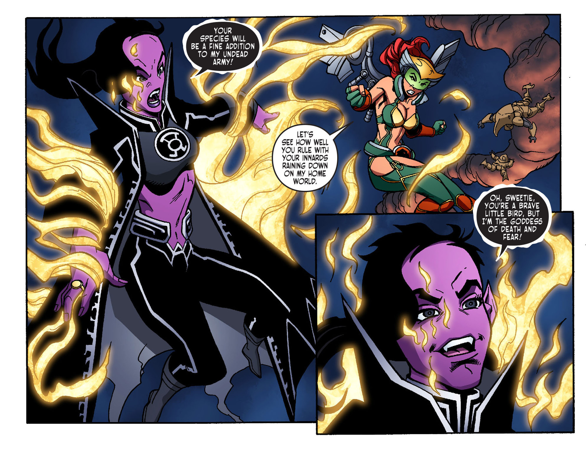 Read online Ame-Comi Girls comic -  Issue #14 - 9