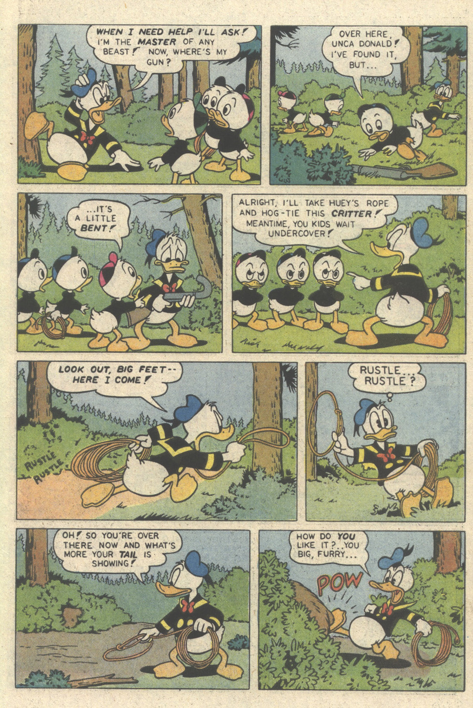 Walt Disney's Donald Duck (1986) issue 249 - Page 31