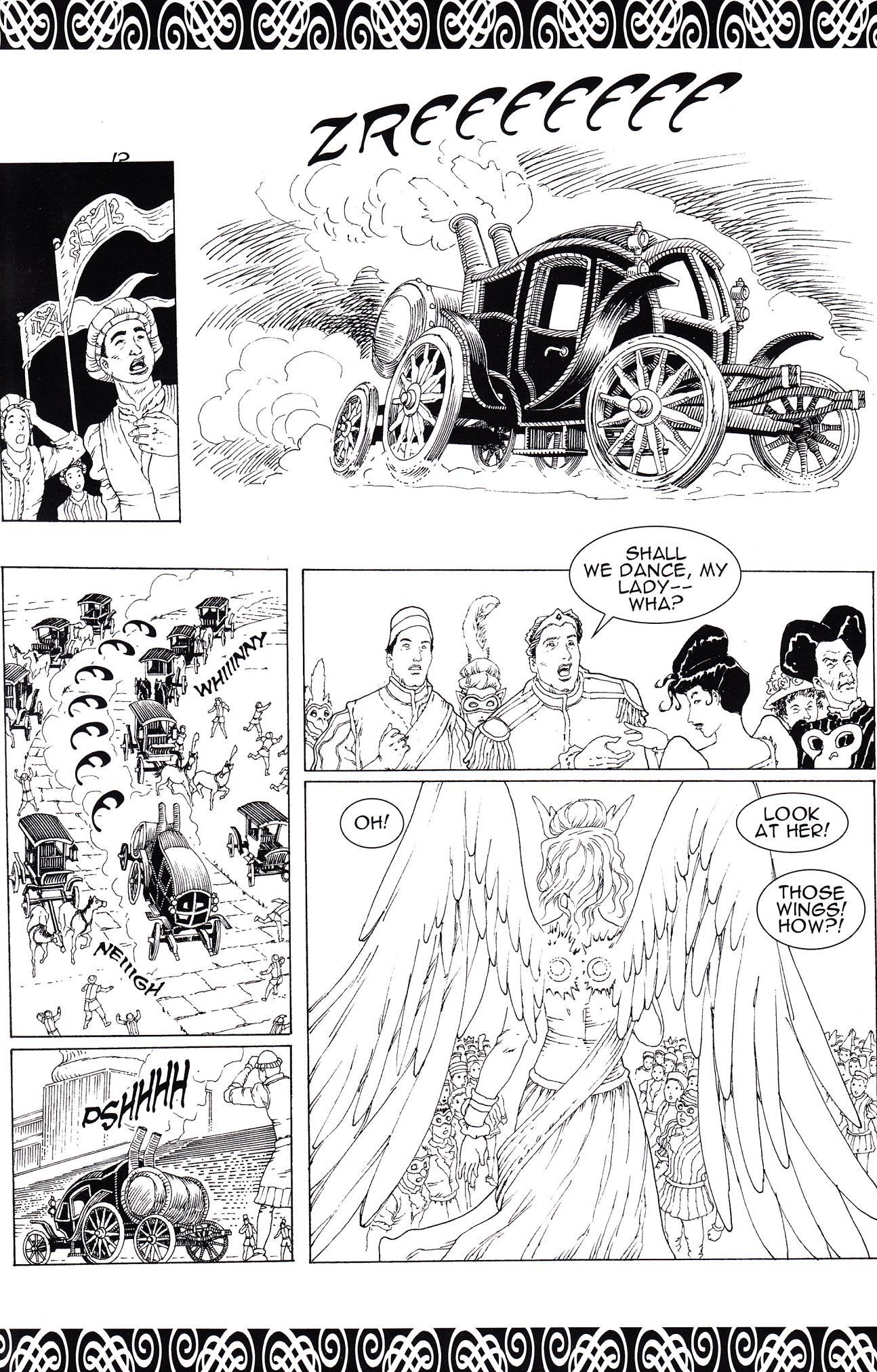 Read online Steampunk Fairy Tales comic -  Issue # Full - 26