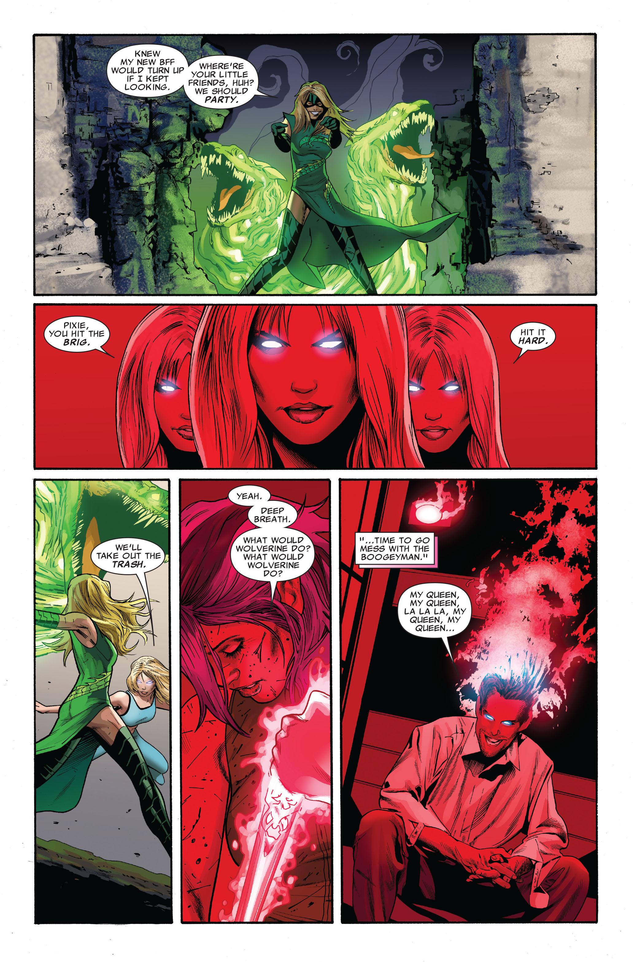 Read online Uncanny X-Men (1963) comic -  Issue #510 - 19