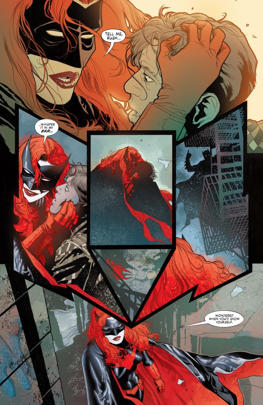 Read online Detective Comics (1937) comic -  Issue # _TPB Batwoman – Elegy (New Edition) (Part 1) - 13