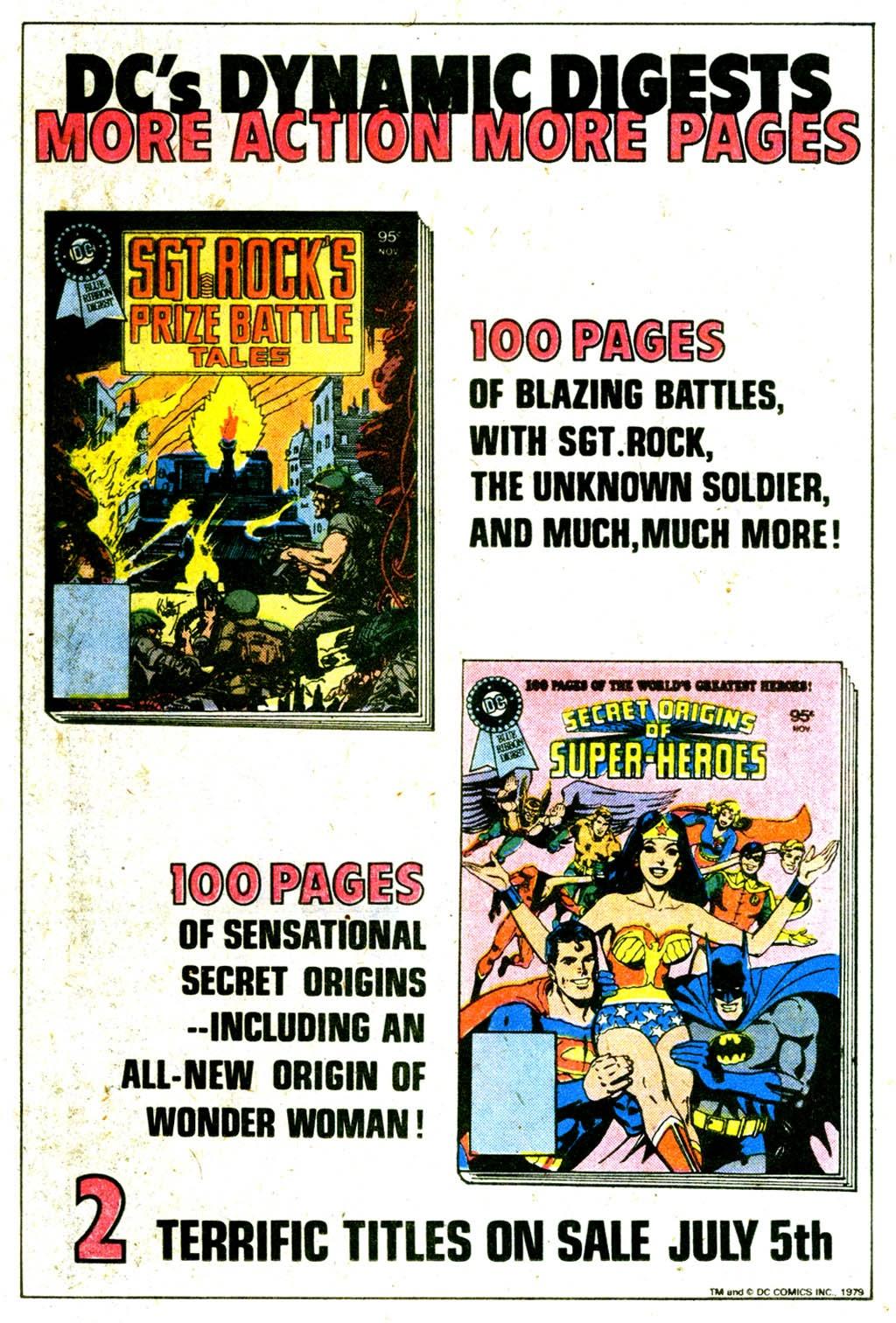 Read online Sgt. Rock comic -  Issue #332 - 13