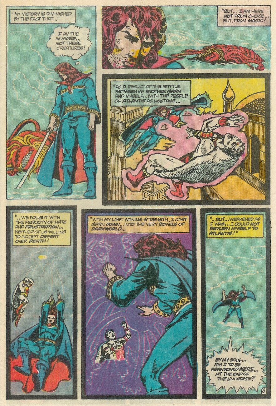 Read online Arion, Lord of Atlantis comic -  Issue #25 - 7