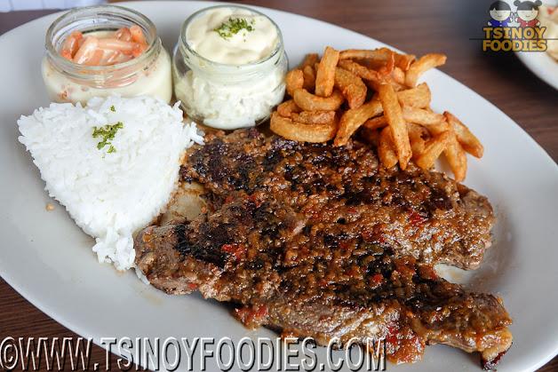 tw steak