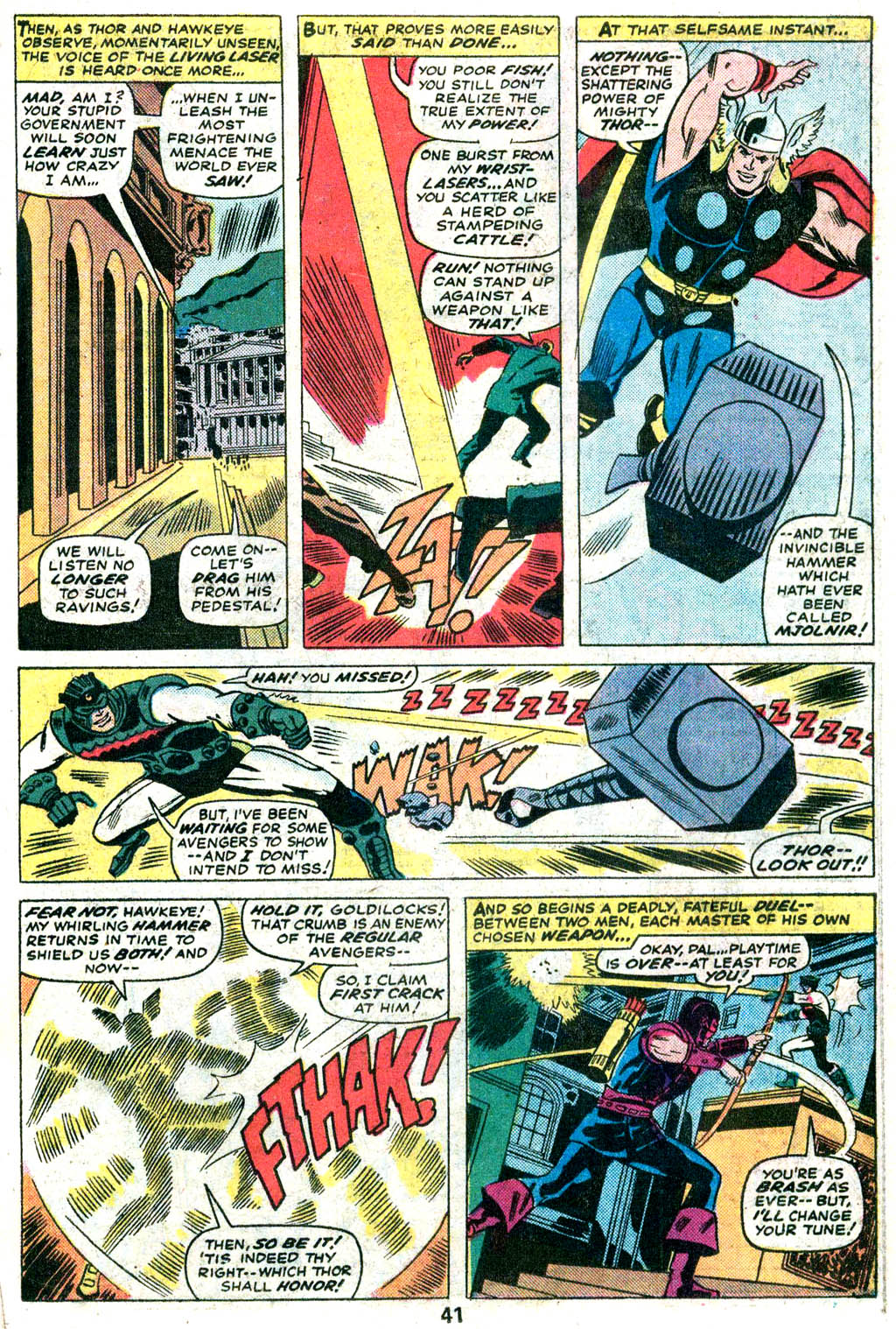Giant-Size Avengers (1974) issue 5 - Page 32