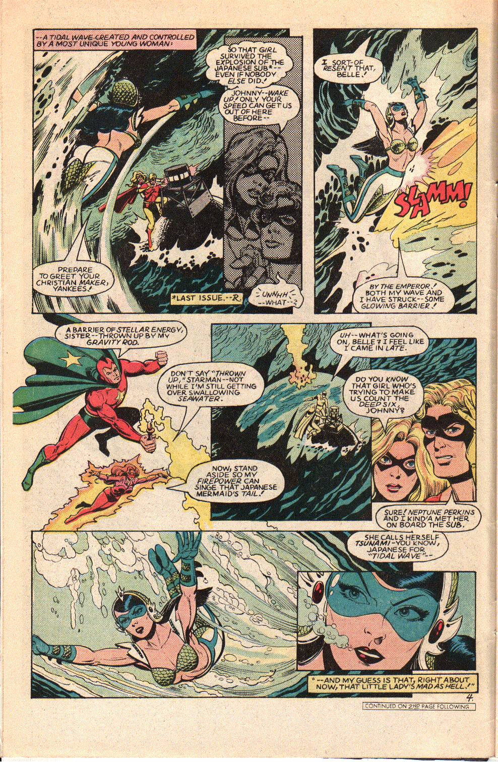 Read online All-Star Squadron comic -  Issue #35 - 6