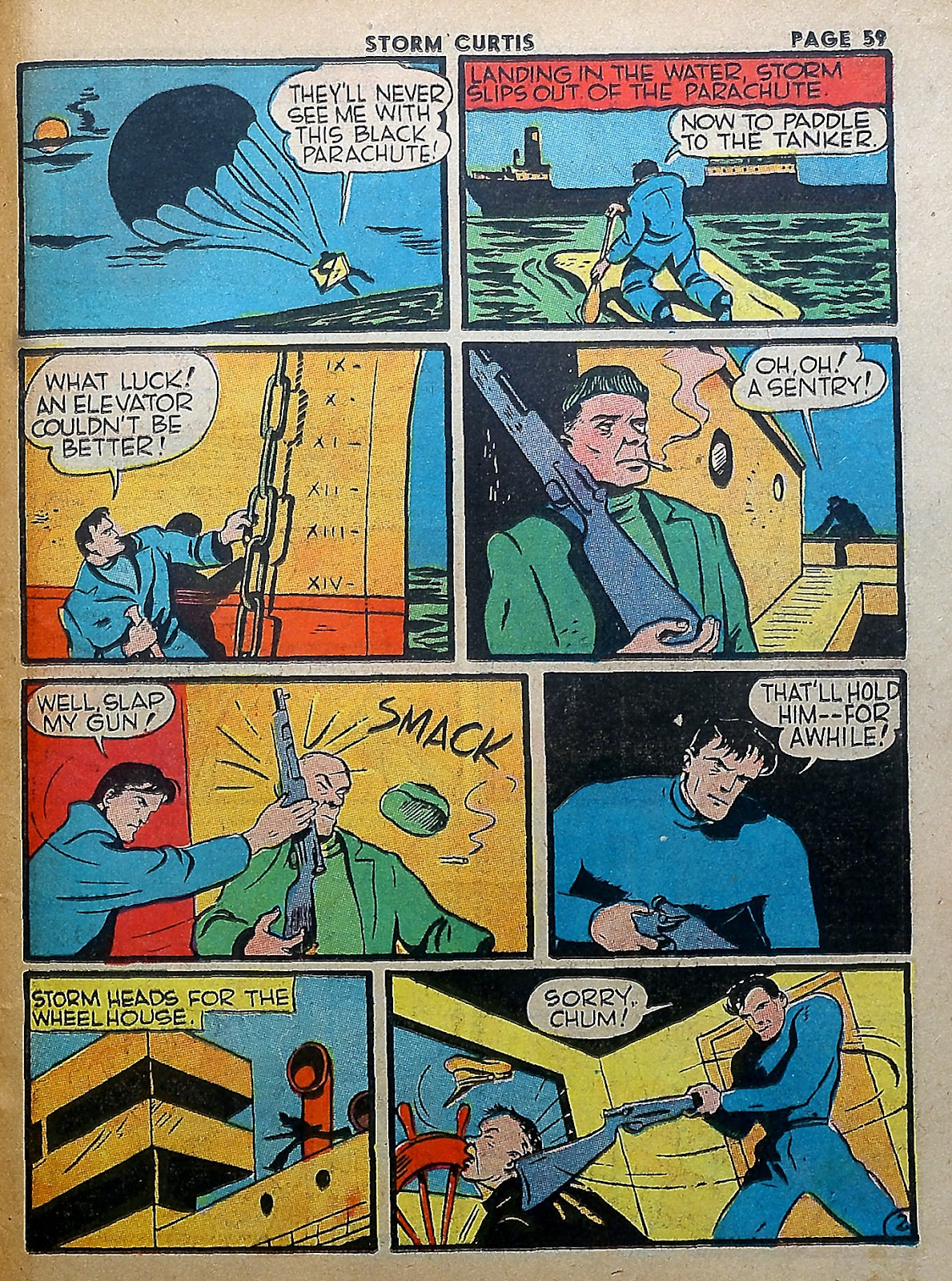 Prize Comics issue 5 - Page 60
