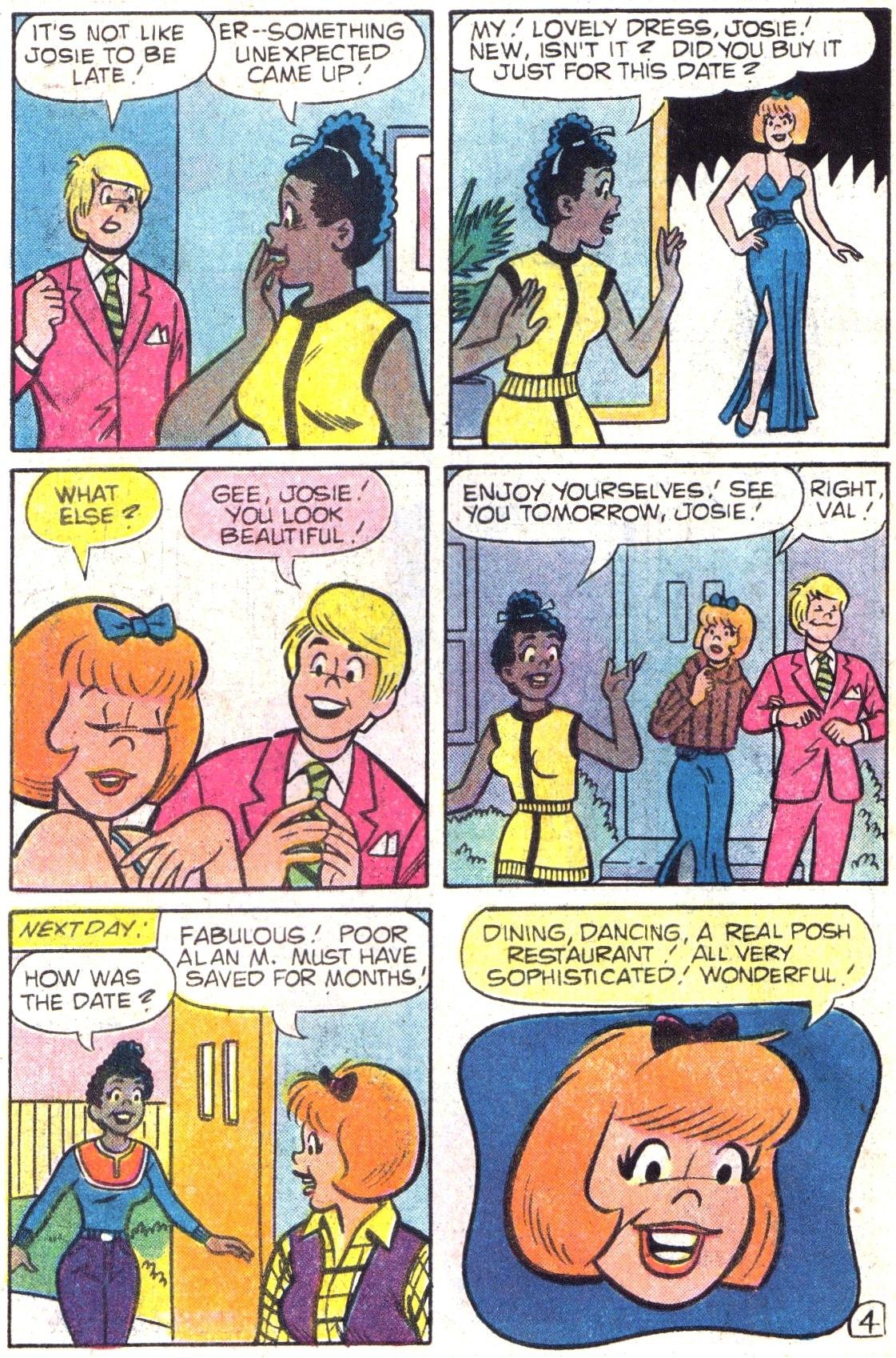Read online She's Josie comic -  Issue #101 - 6