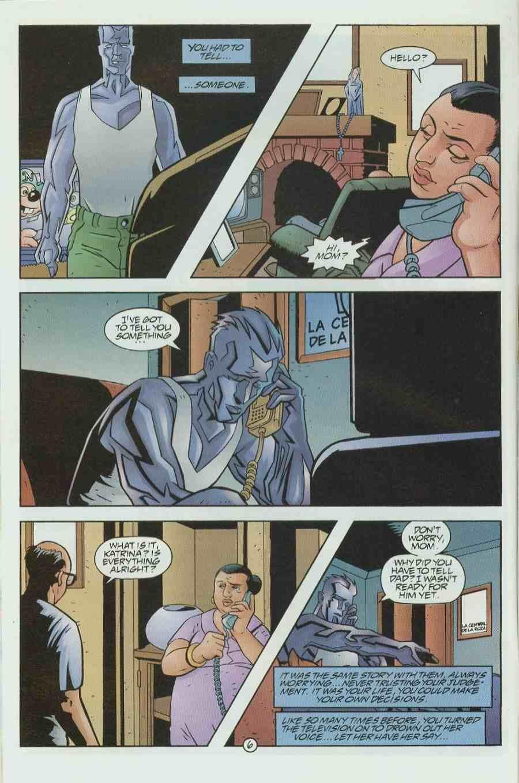 Read online Ultraverse Premiere comic -  Issue #6 - 8